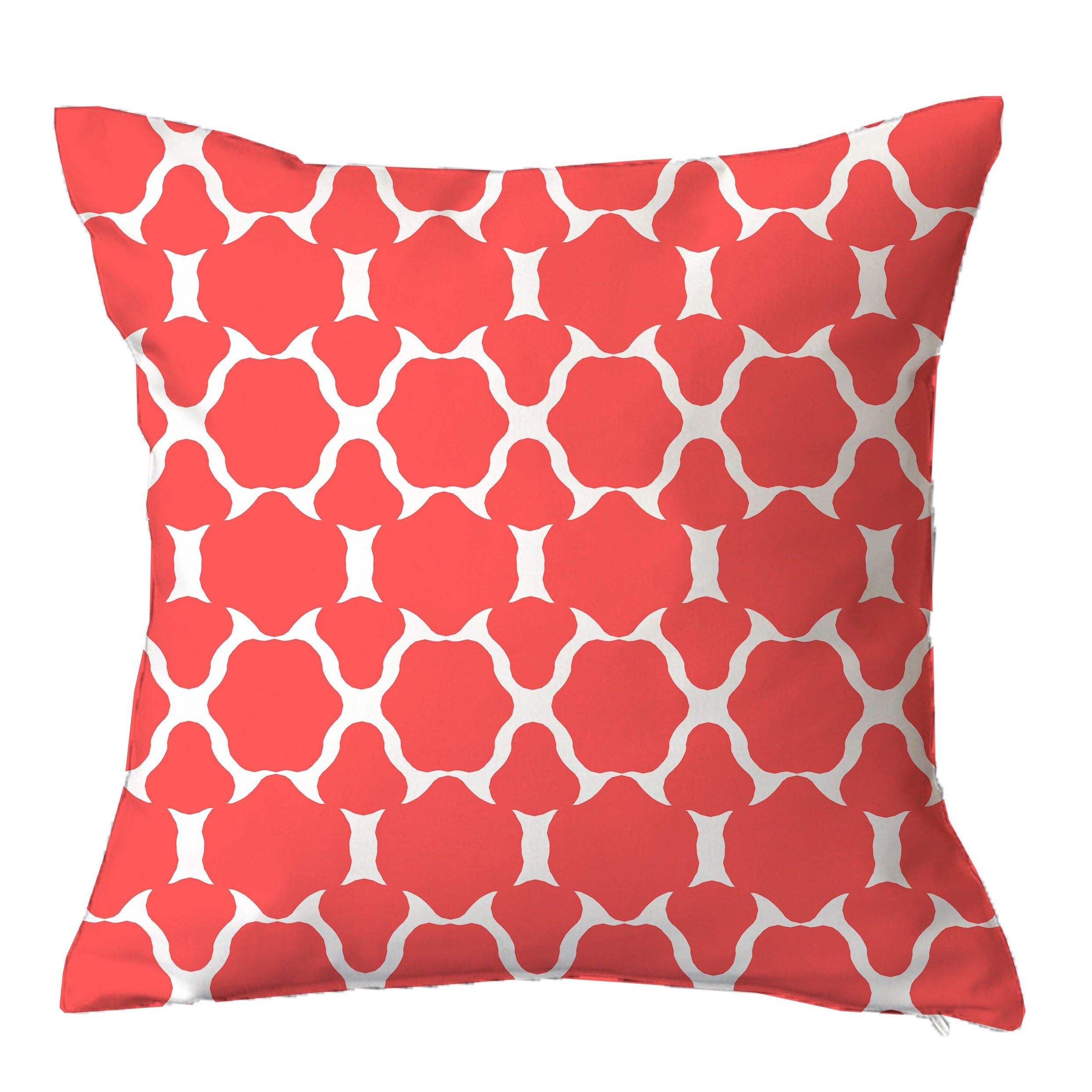 Villa Home Decorative Pillows : SafiyaJamila Villa Geometric Throw Pillow Wayfair
