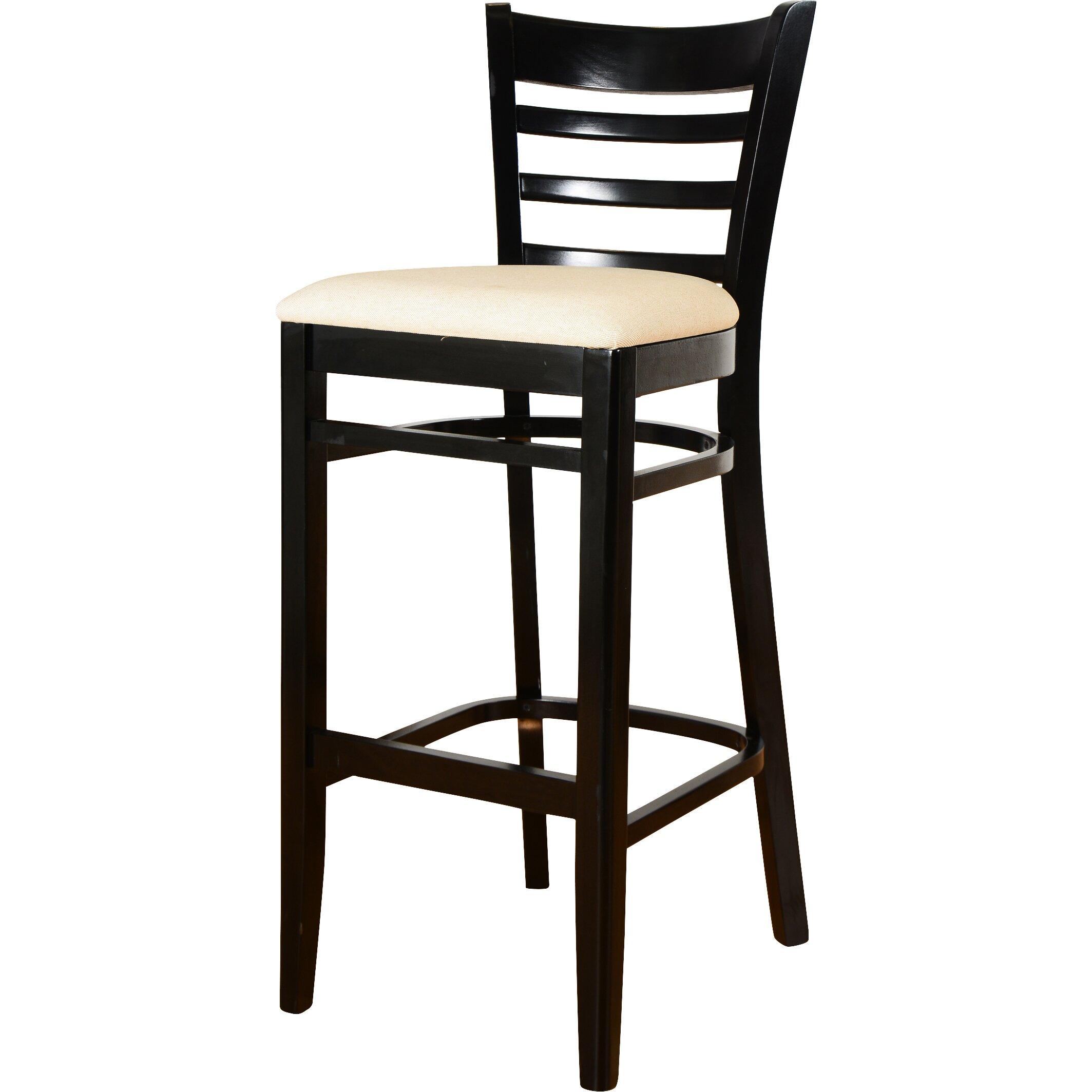 Benkel Seating 30 Bar Stool Reviews Wayfair
