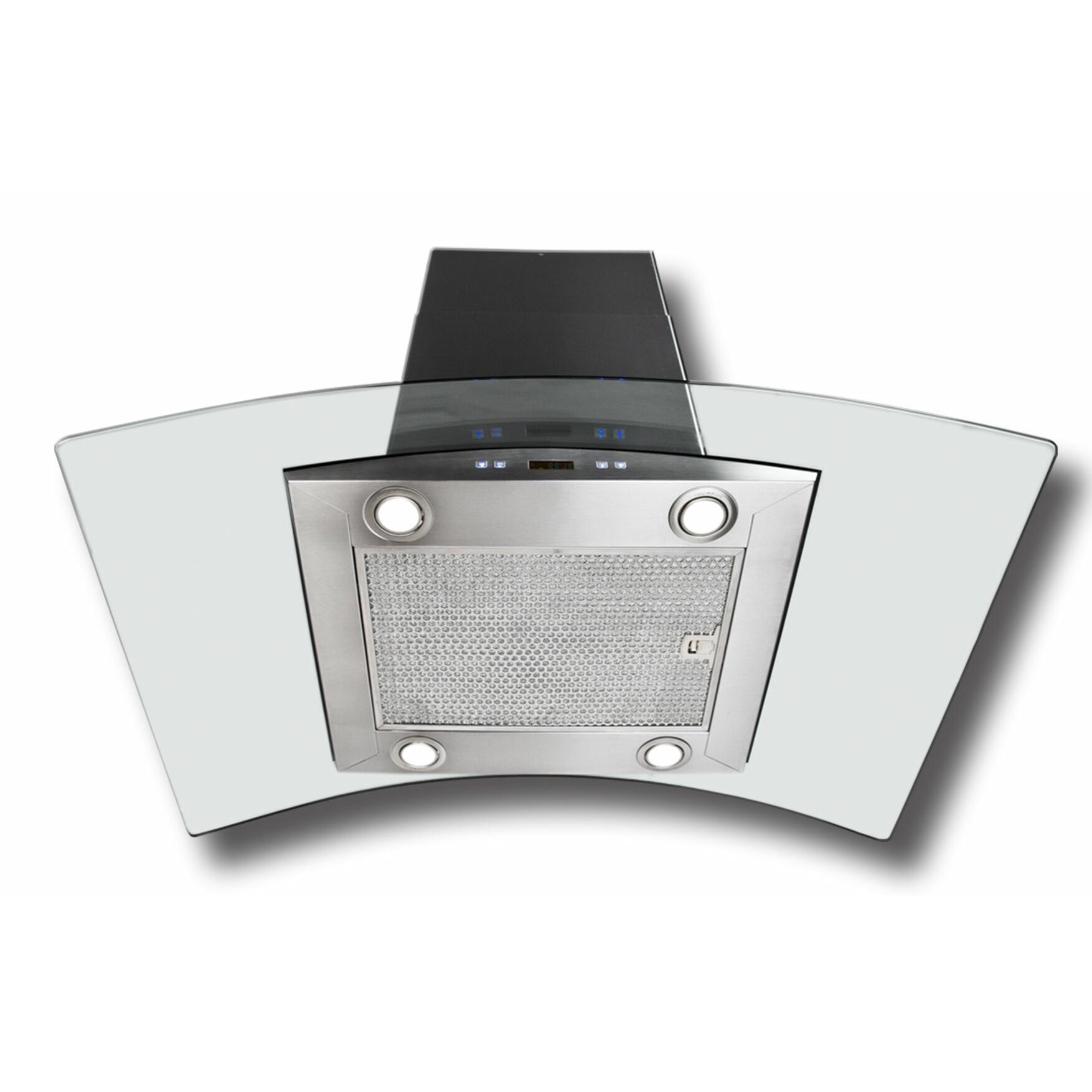 kitchen island range hoods review