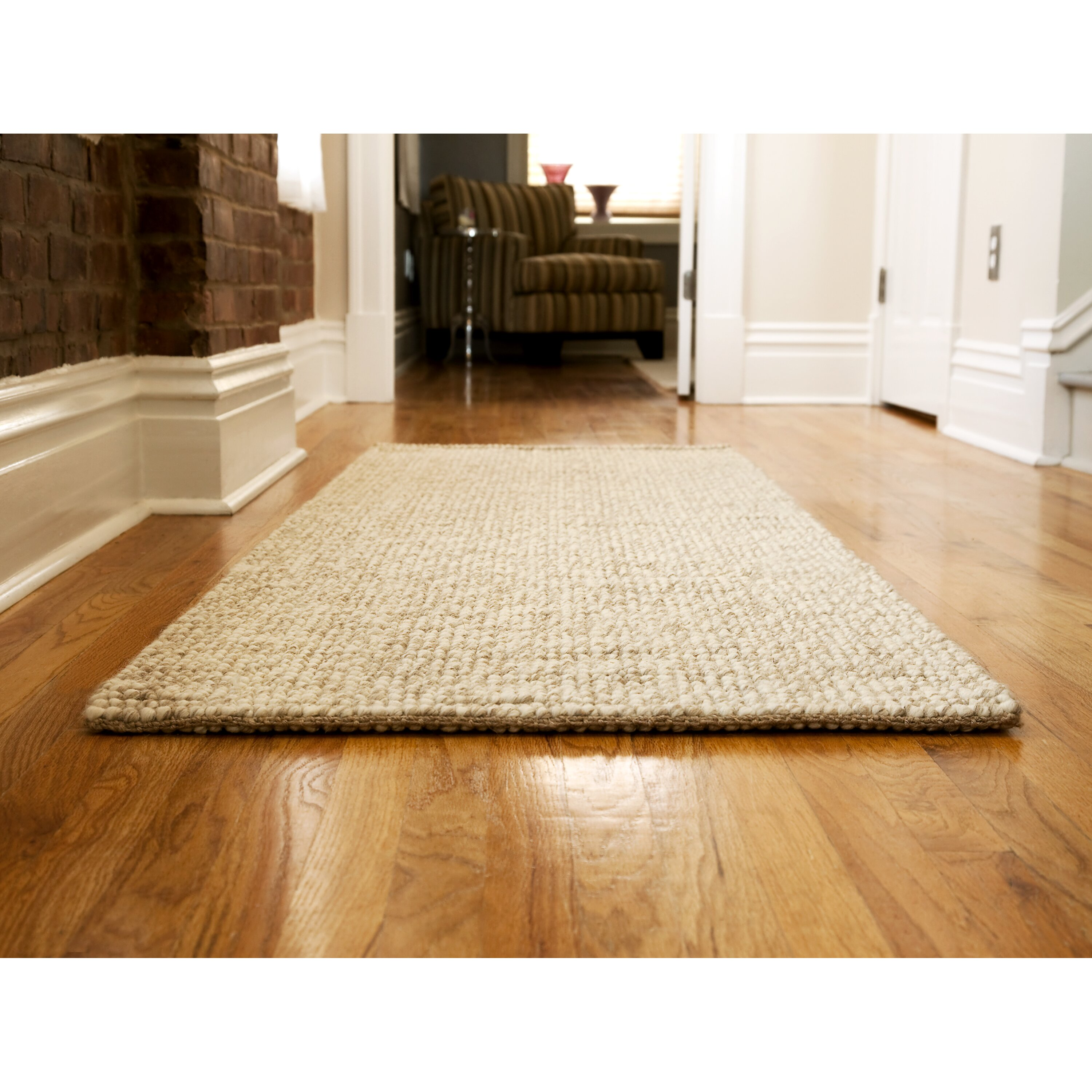 The Conestoga Trading Co Hereford Hand Woven Area Rug