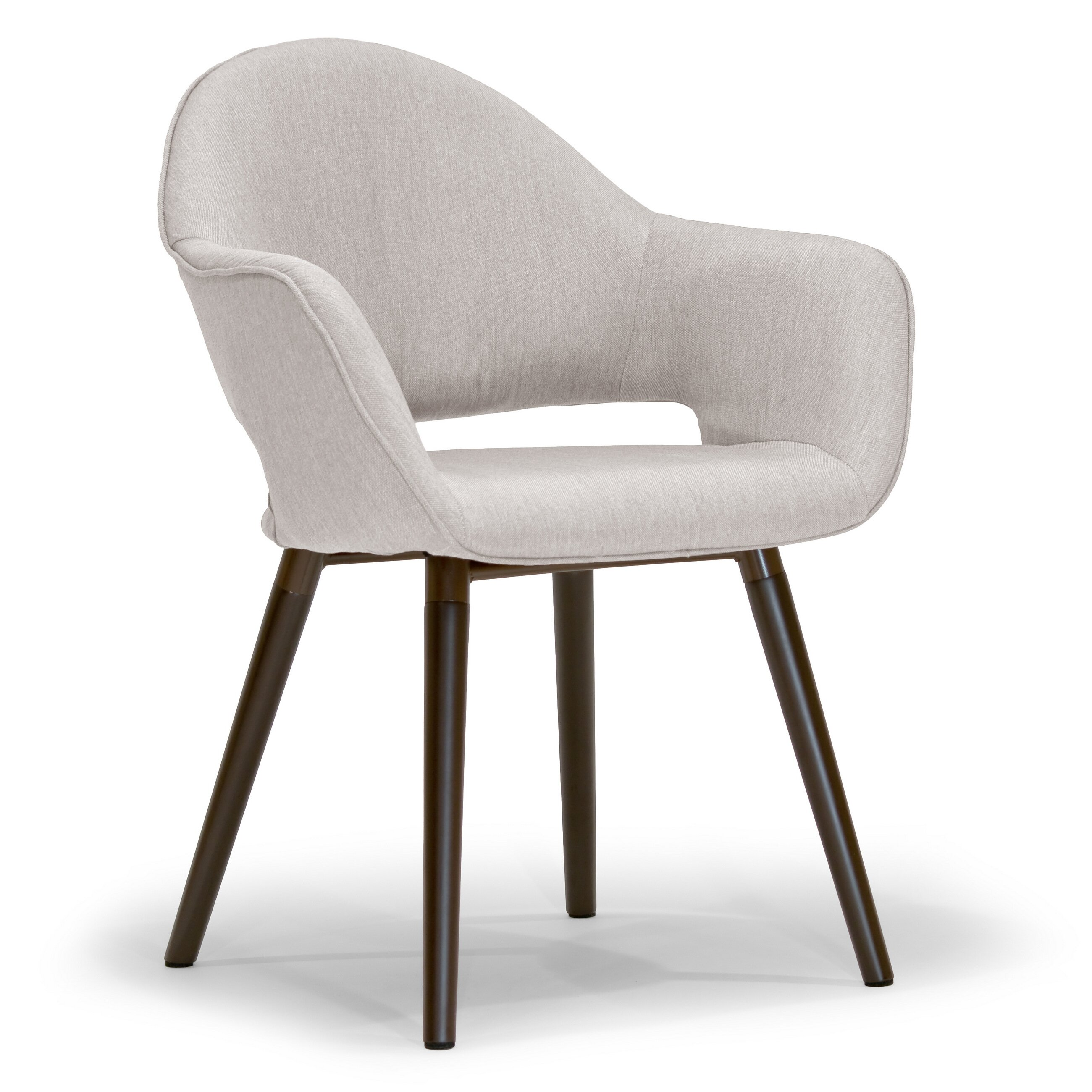 Glamour Home Decor: Glamour Home Decor Adel Arm Chair