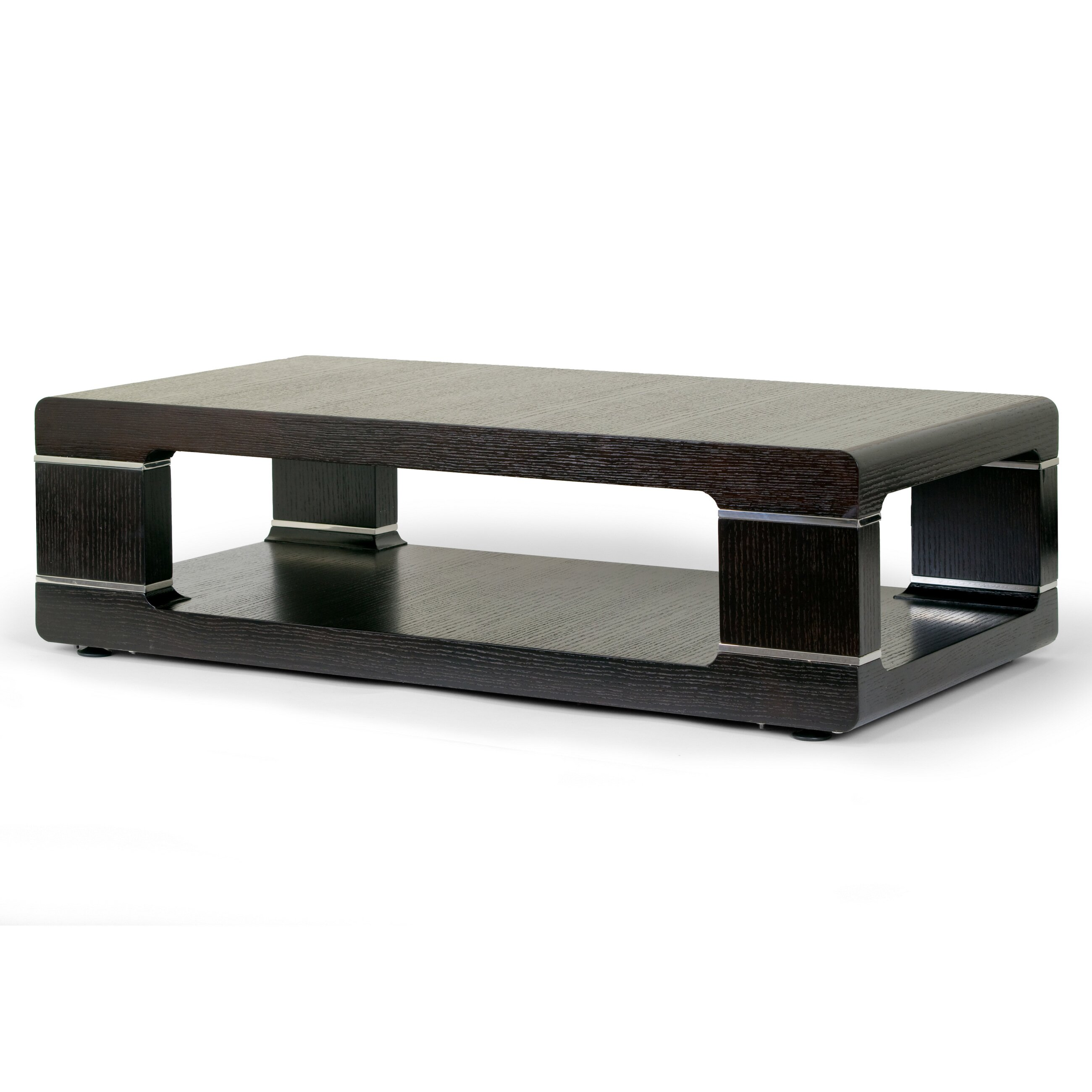 Glamour Home Decor Airlie Modern Coffee Table