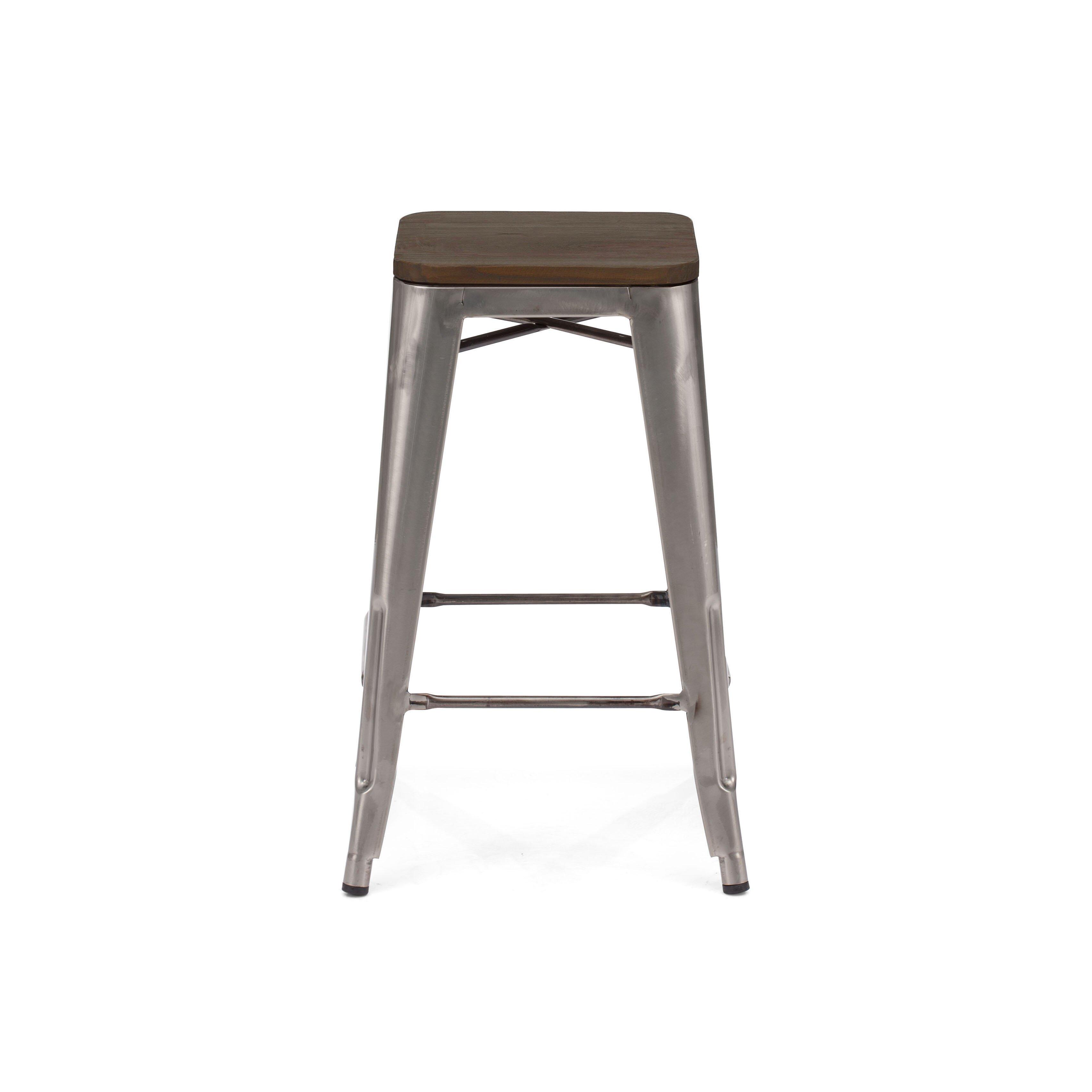 Design Lab Mn Dreux 26 Quot Bar Stool Amp Reviews Wayfair Ca