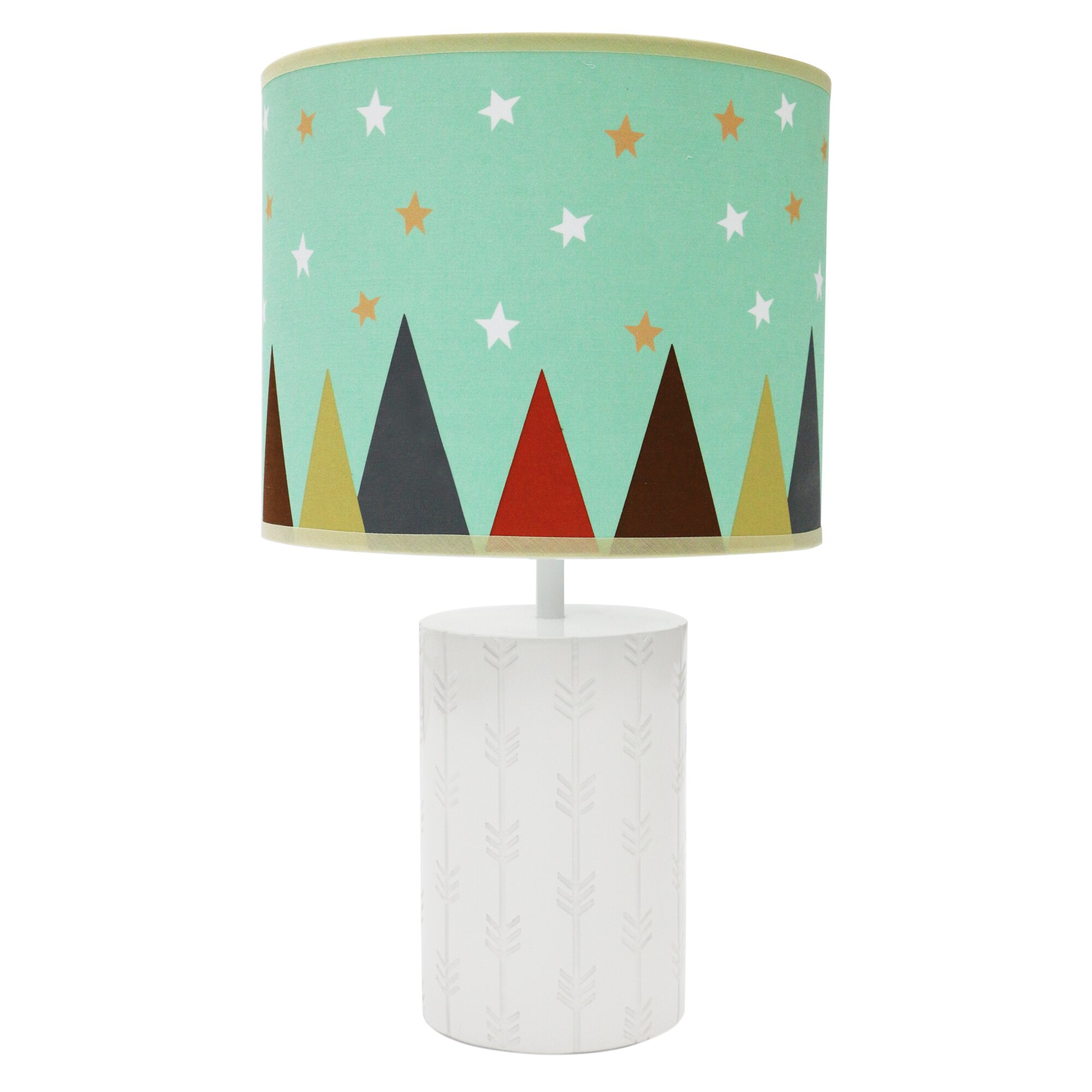 "Clever Fox: Little Haven Clever Fox 18"" Table Lamp & Reviews"