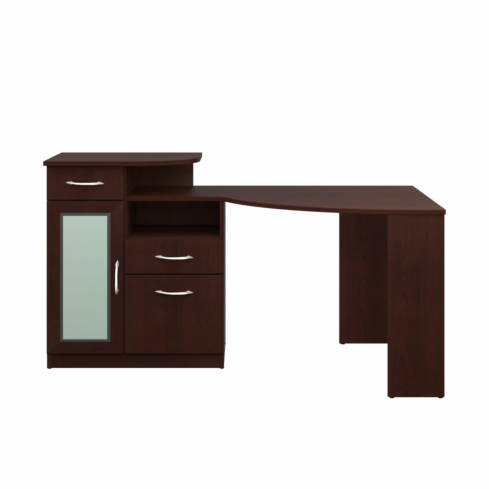 Latitude Run Wilmot Corner Computer Desk Reviews Wayfair