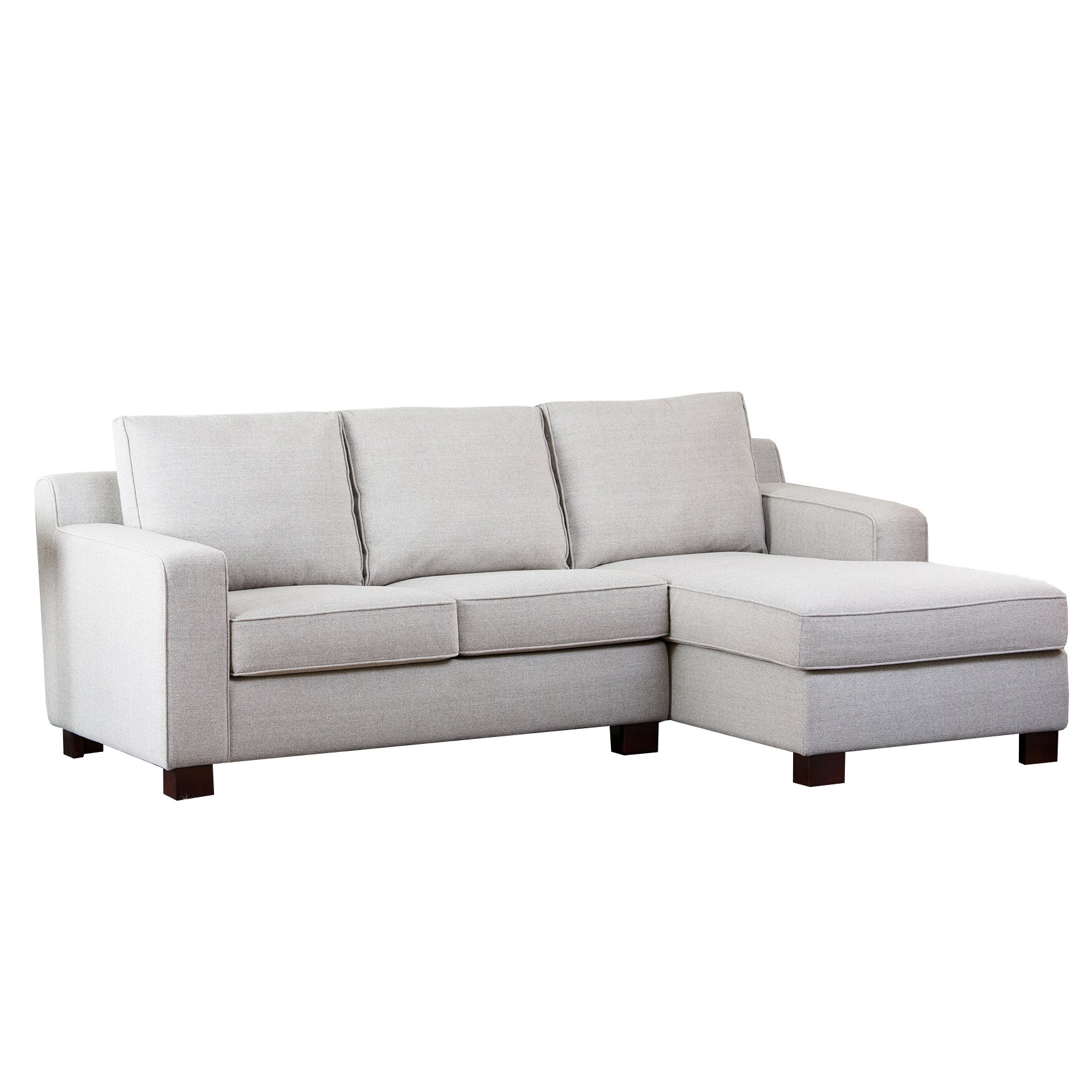 Latitude run blaxlands right hand facing sectional for Wayfair sectionals
