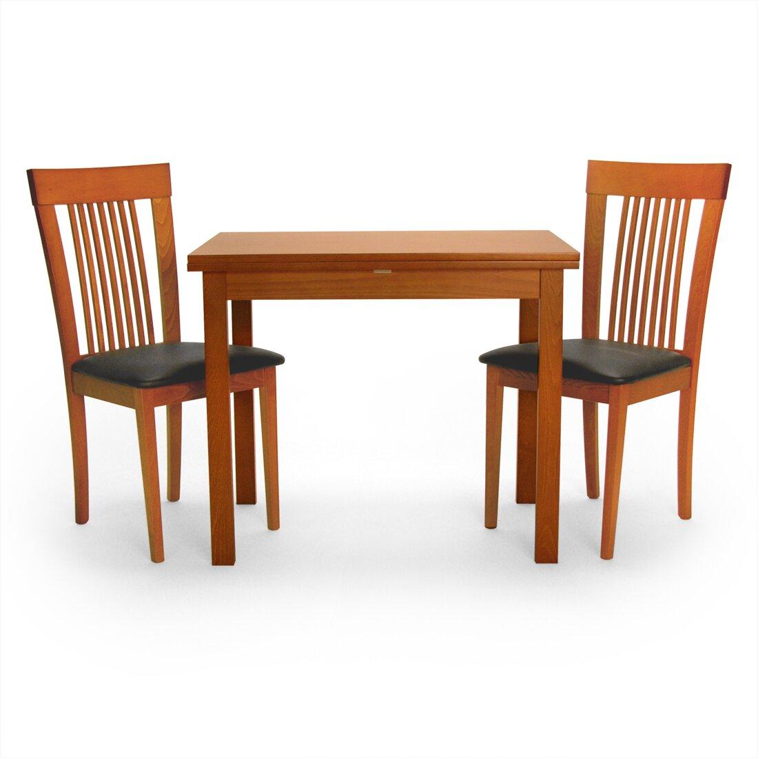 Latitude Run Lana Flex Extendable Dining Table Reviews