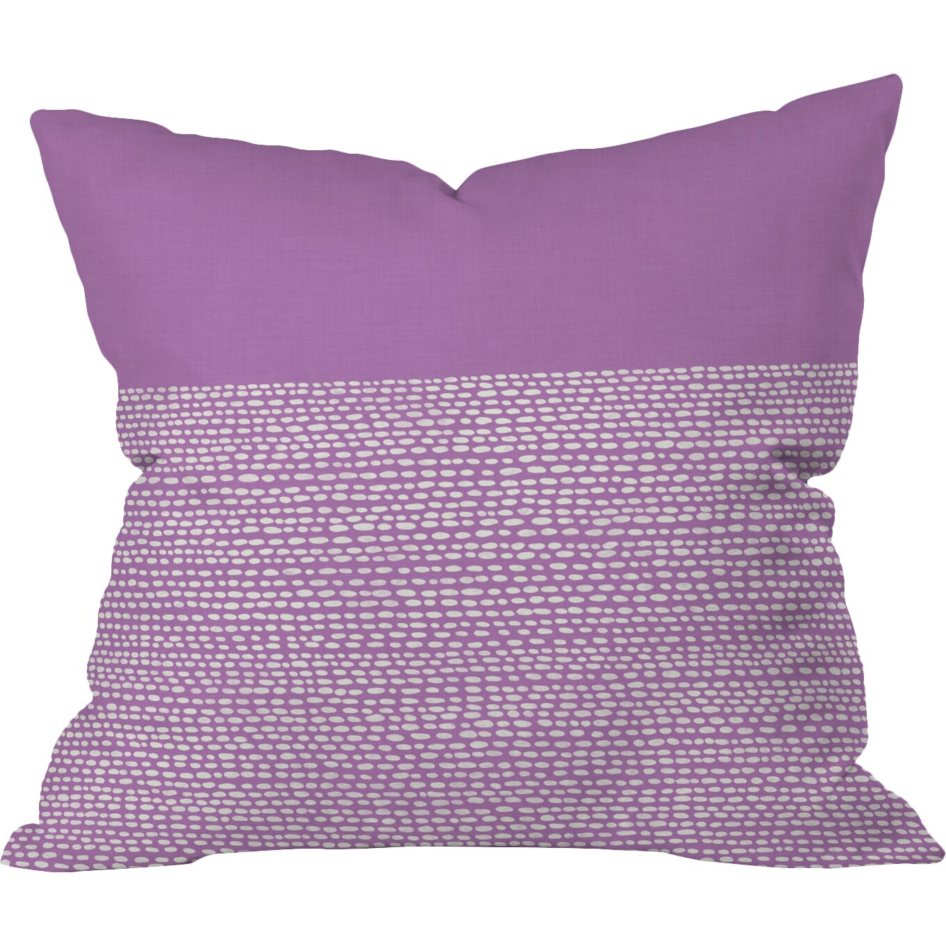 Throw Pillows In Abuja : Latitude Run Quahog Indoor/Outdoor Throw Pillow Wayfair