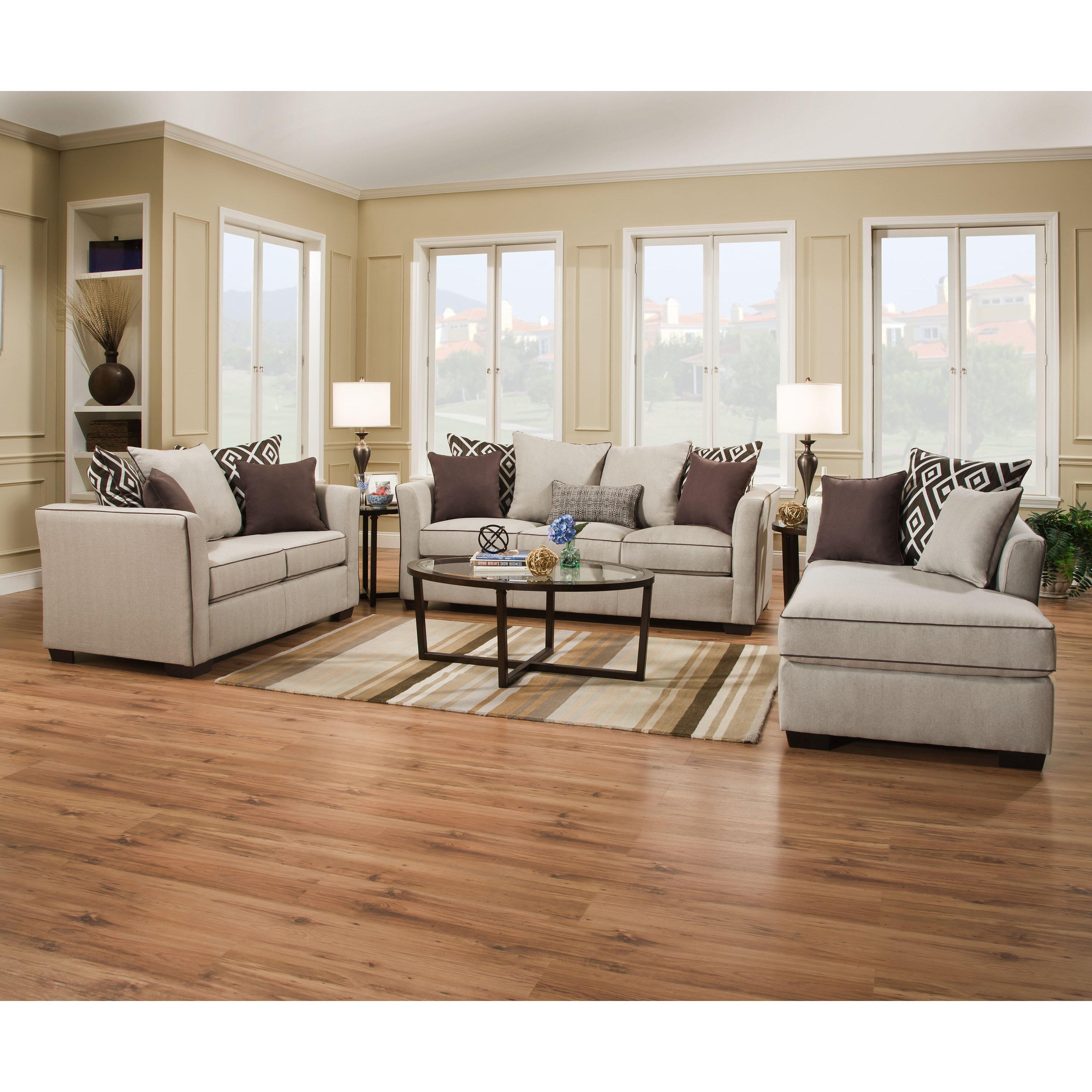 latitude run lila sleeper sofa by simmons upholstery wayfair. Black Bedroom Furniture Sets. Home Design Ideas