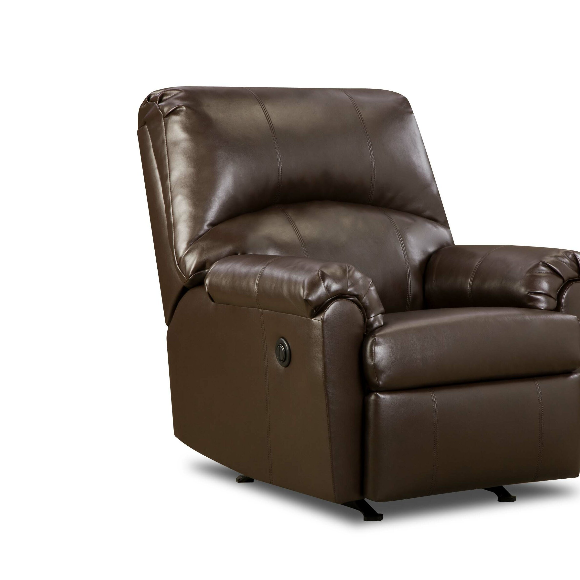 Latitude run lessie simmons upholstery power rocker for Electric recliners reviews