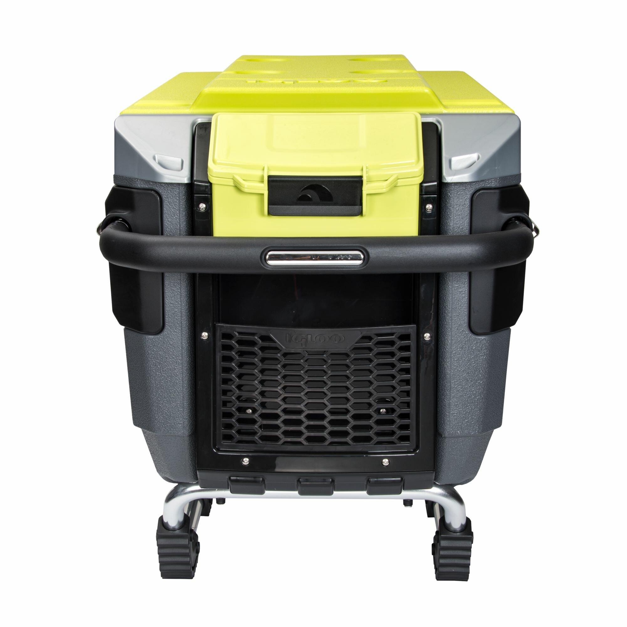 Igloo 70 Qt Trailmate Rolling Cooler Wayfair