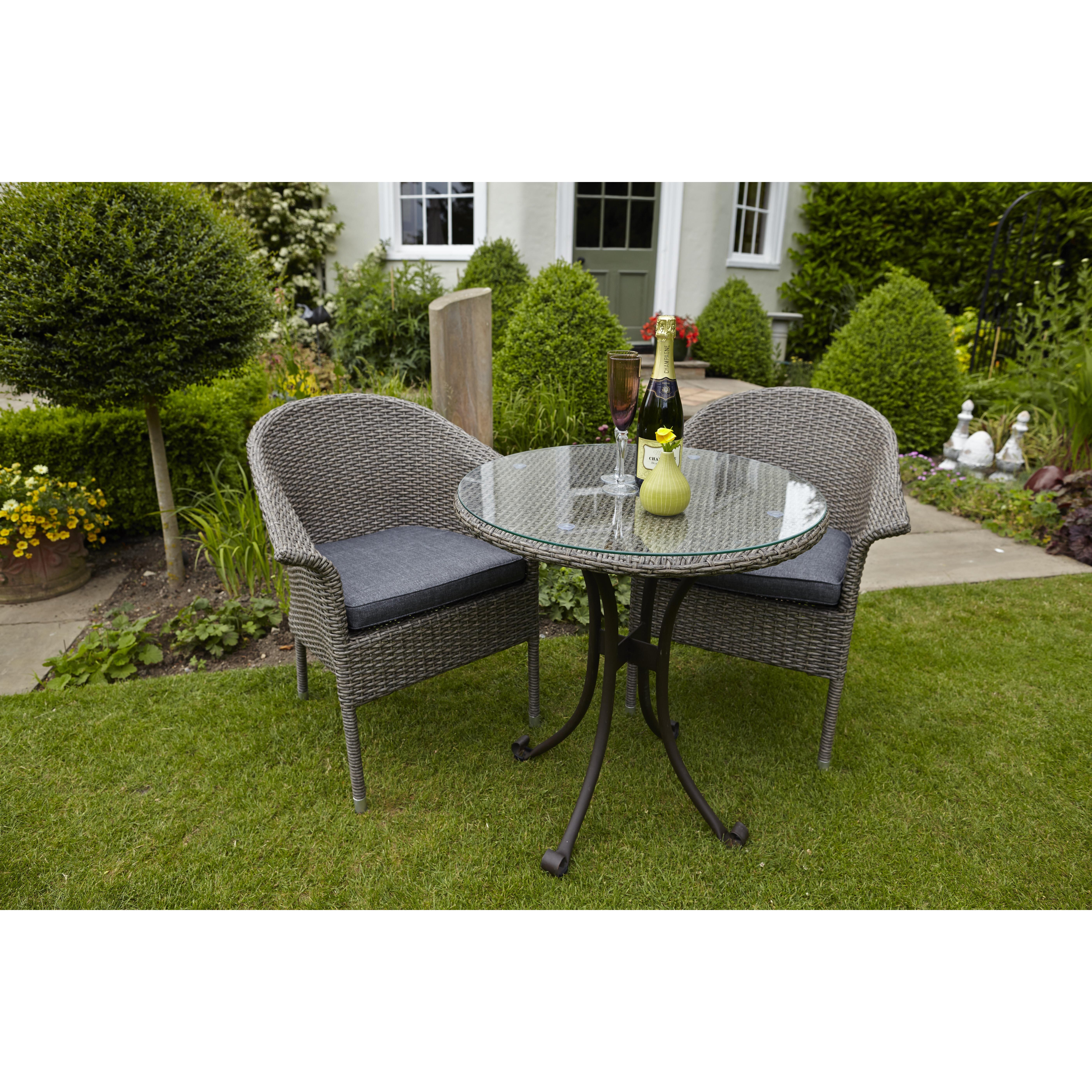 Lg Outdoor Saigon Rustic 2 Seater Bistro Set Amp Reviews
