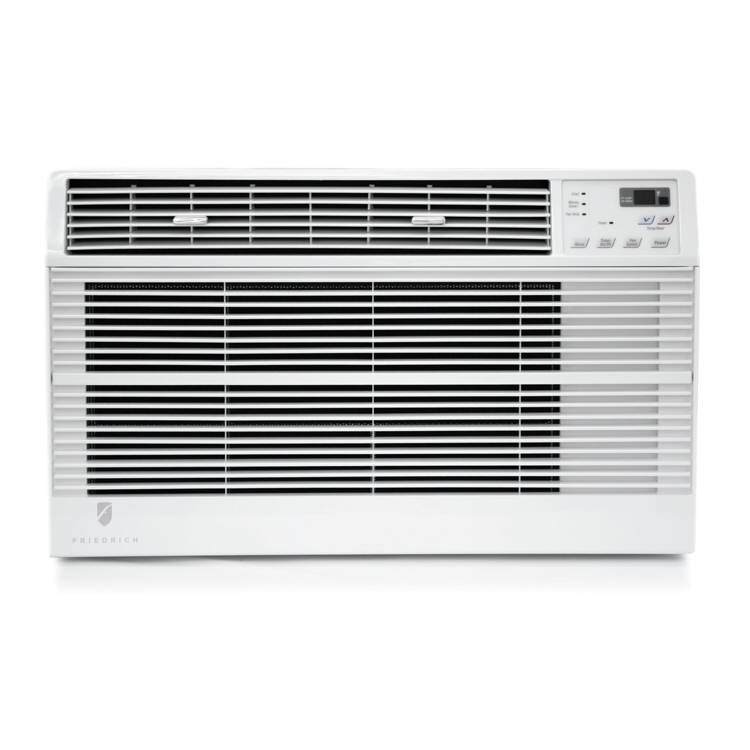Fit 8000 BTU Energy Star Through the Wall Air Conditioner with Remote #616A6A
