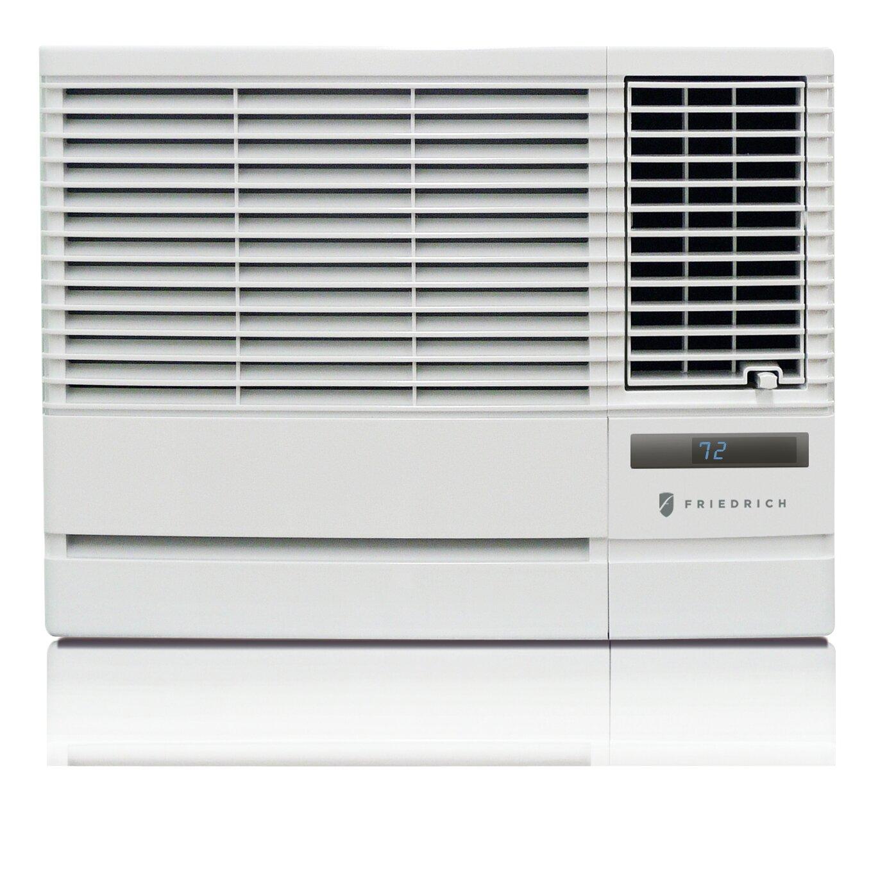 BTU Energy Star Window Air Conditioner with Remote & Reviews Wayfair #222326