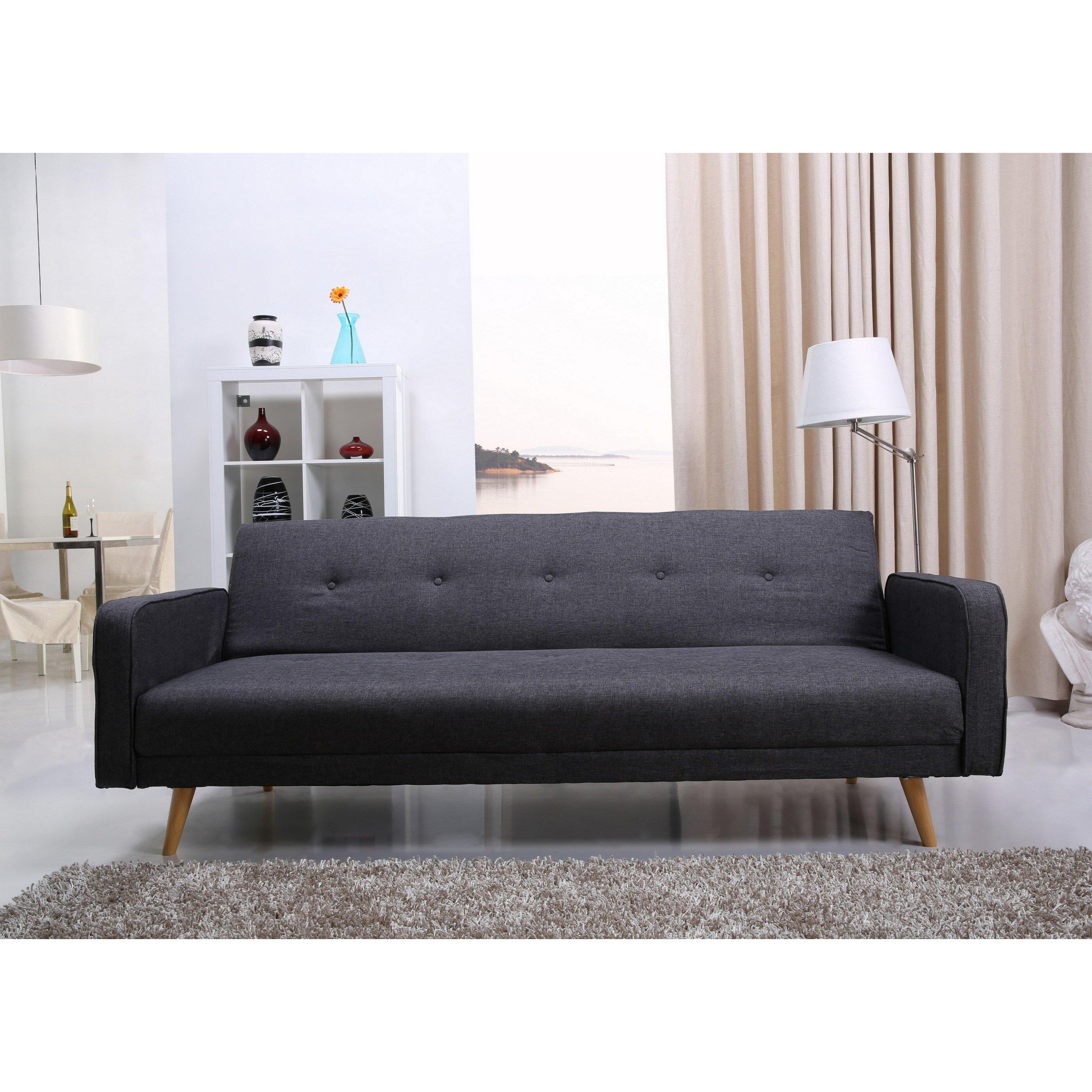 Mercury Row Patro 3 Seater Clic Clac Sofa Bed Reviews