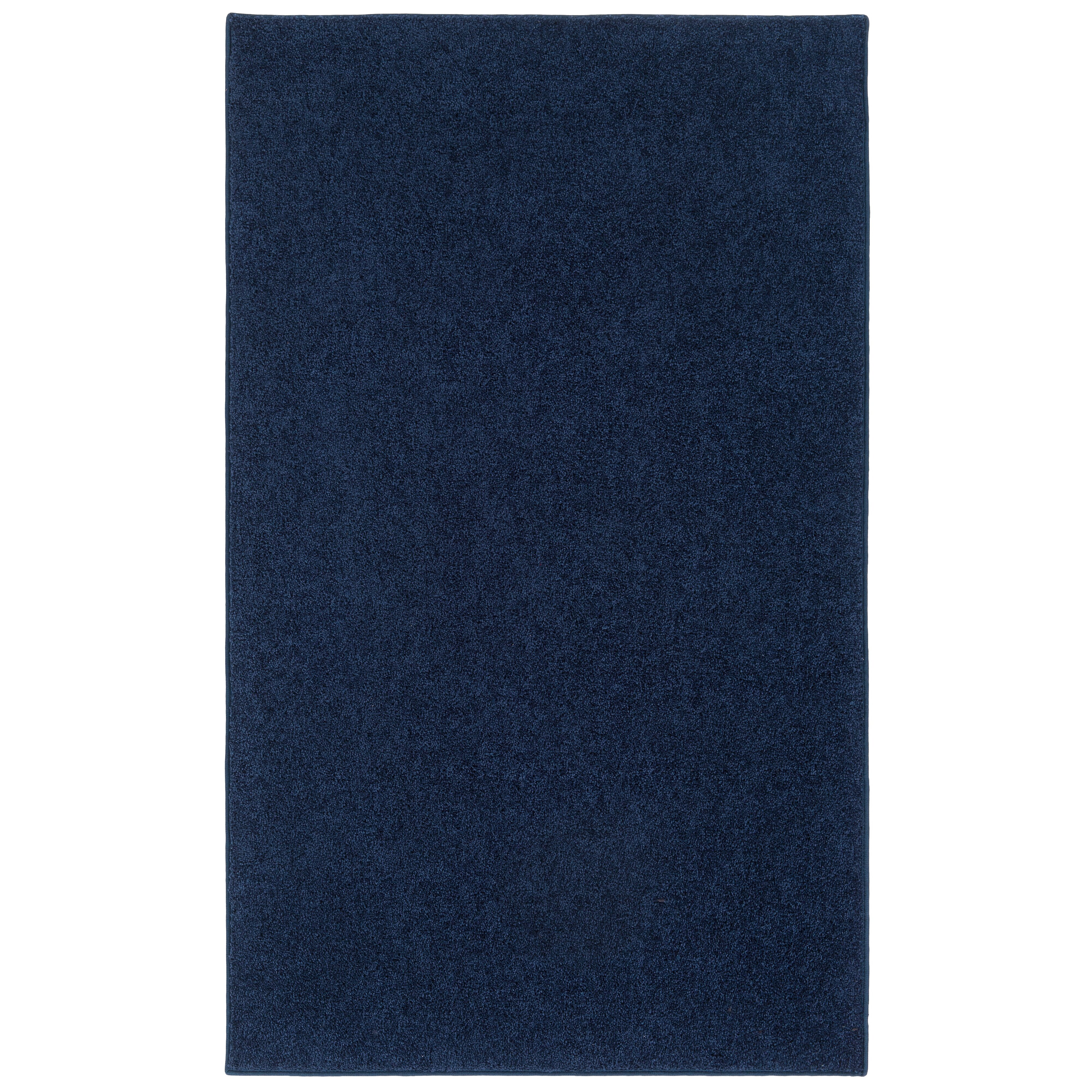 Nance Industries Ourspace Bright Midnight Navy Blue Area  : Midnight Navy Blue Area Rug from www.wayfair.com size 4000 x 4000 jpeg 4183kB