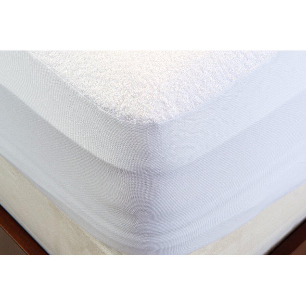 Mezzati Hypoallergenic Waterproof Mattress Protector