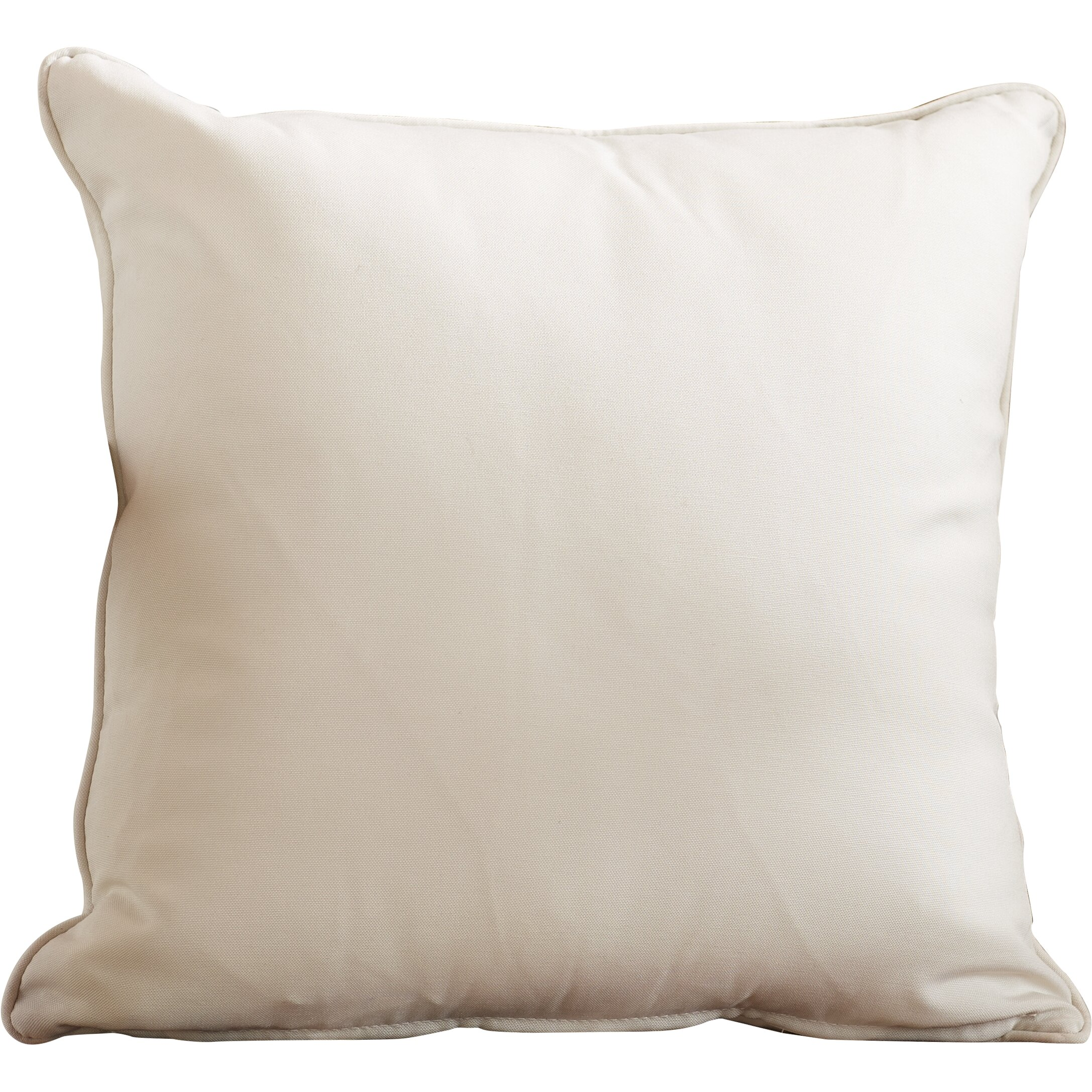 Decorative Pillow Wayfair : Wayfair Custom Outdoor Cushions Outdoor Throw Pillow & Reviews Wayfair.ca