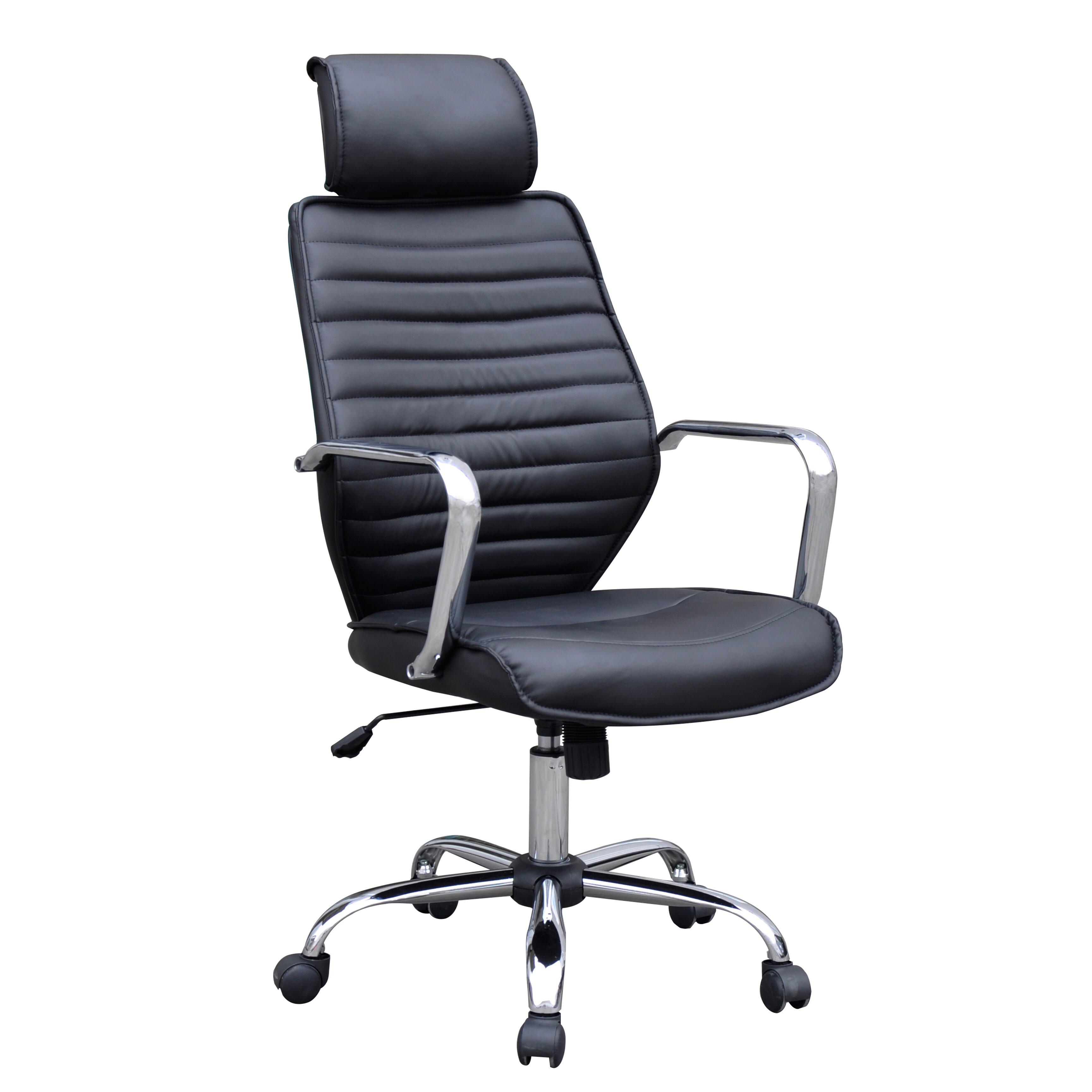 Porthos Home Gemma High Back Desk Chair & Reviews