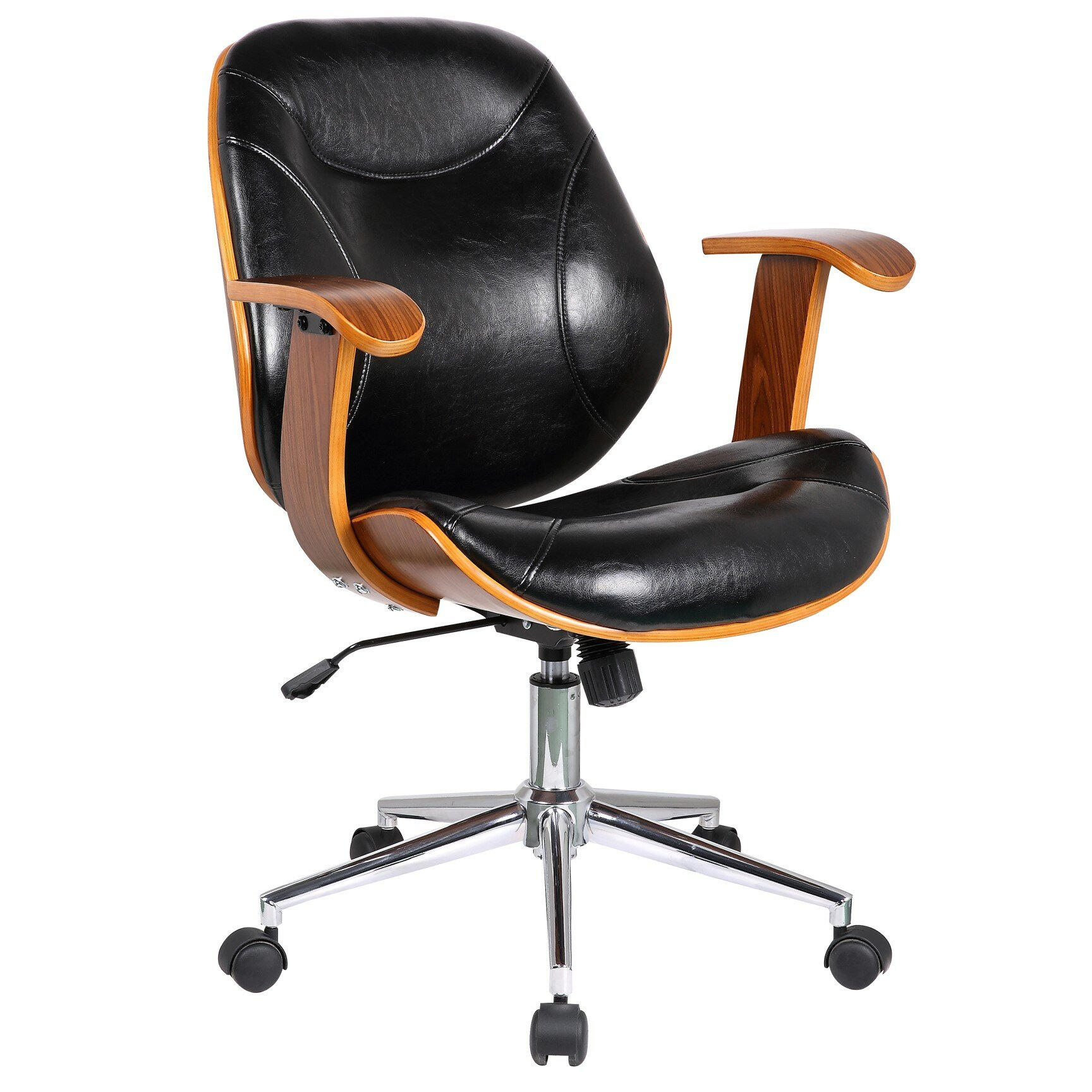 Porthos Home Cormac Adjustable Office Chair Reviews Wayfair