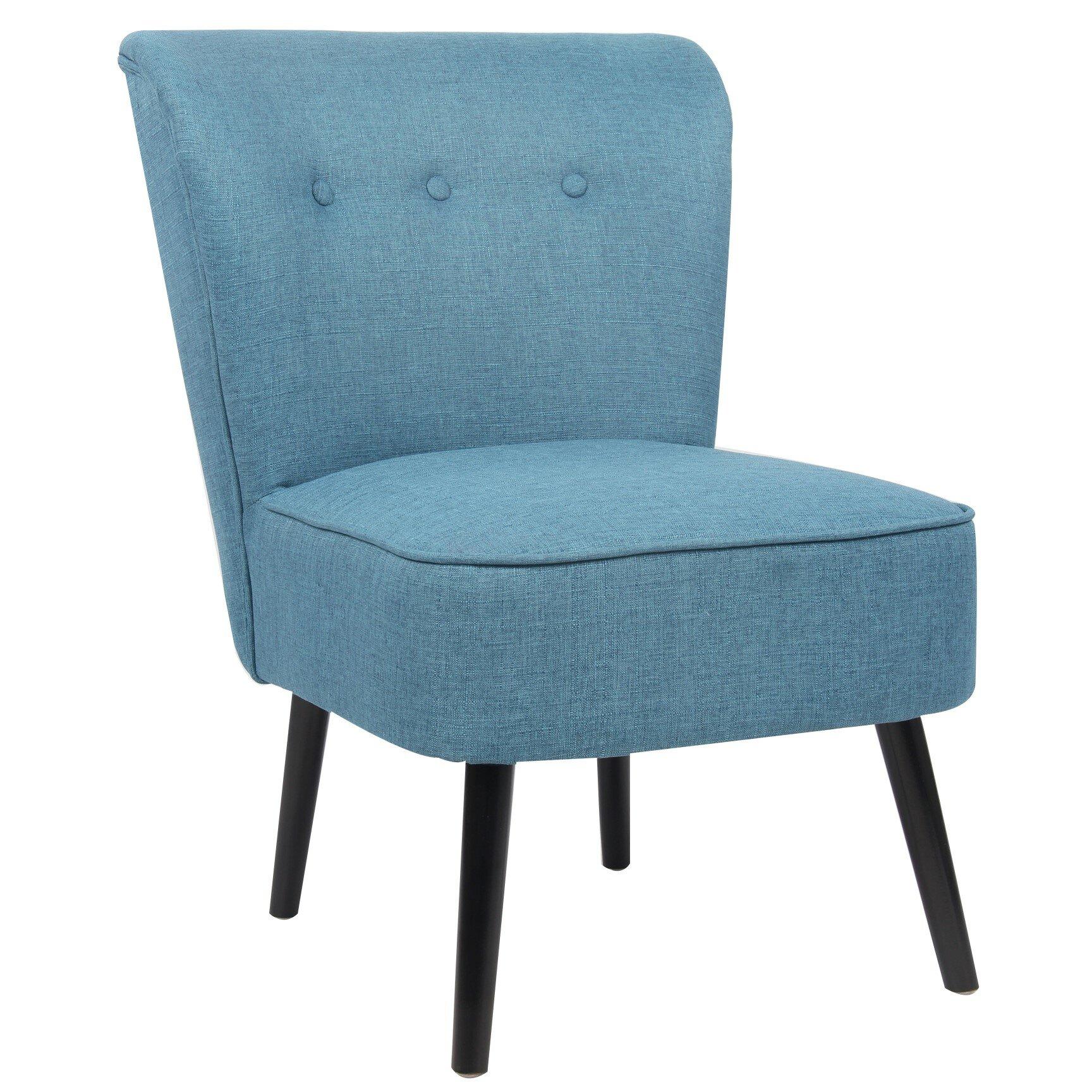 Porthos home teresa slipper chair reviews wayfair for Slipper chair