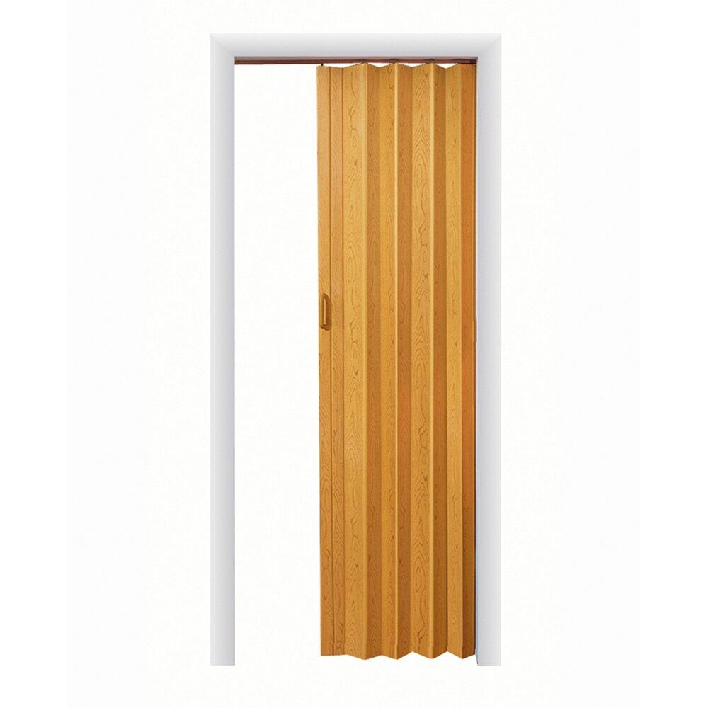 ltl accordion doors homestyle vinyl accordion interior door wayfair