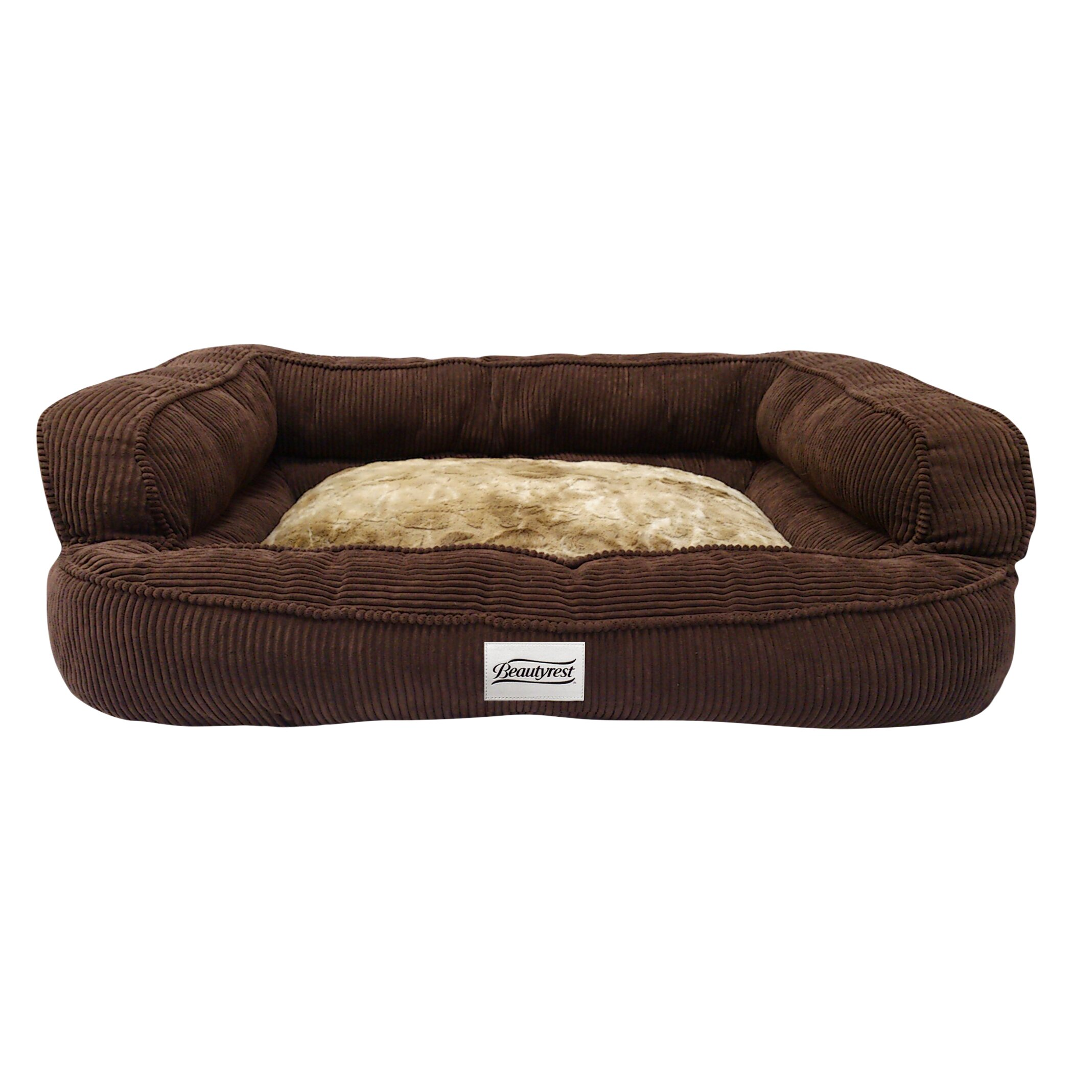 R2ppetltd Beautyrest Colossal Rest Dog Bed Amp Reviews