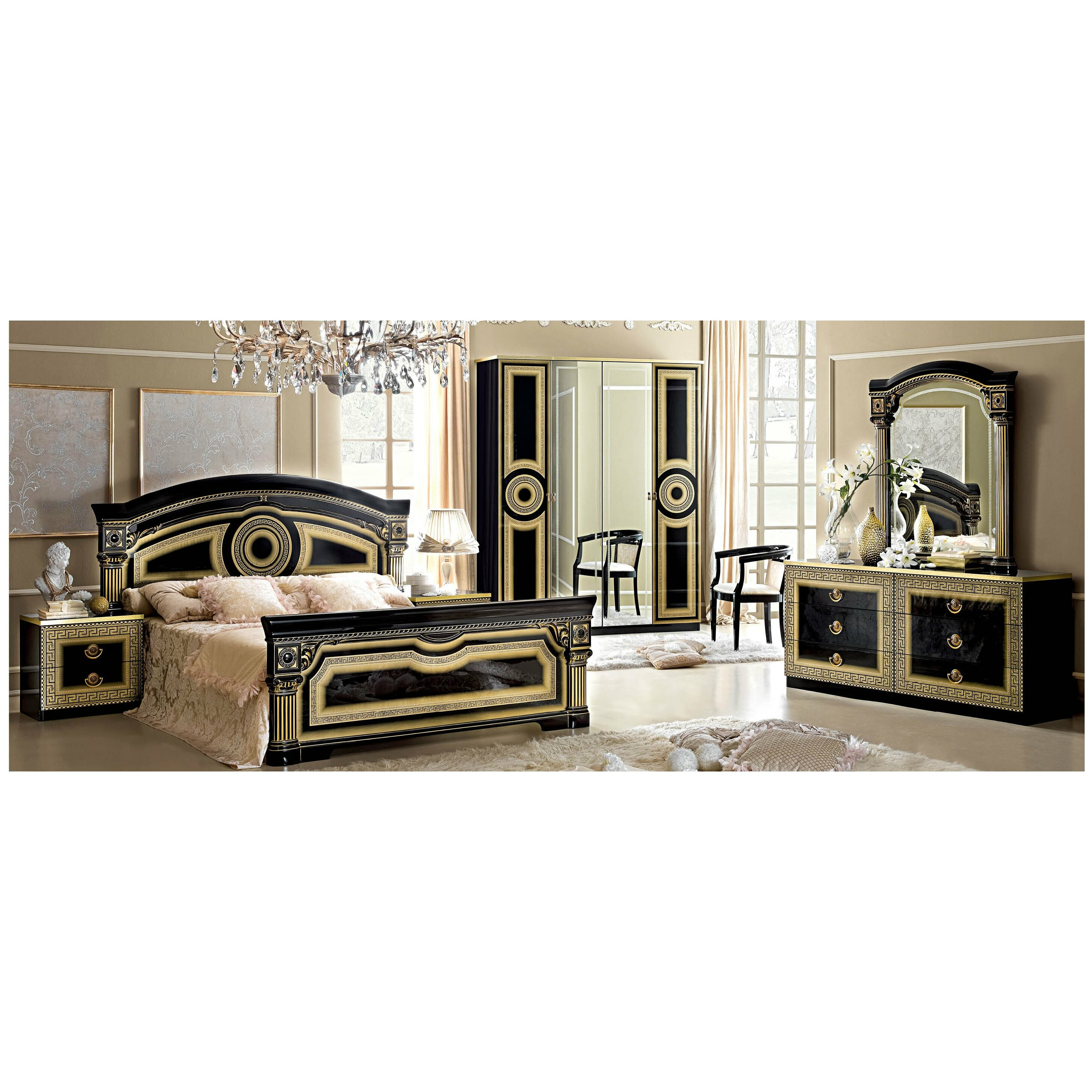 Nocidesign panel 3 piece bedroom set wayfair for 3 bedroom set