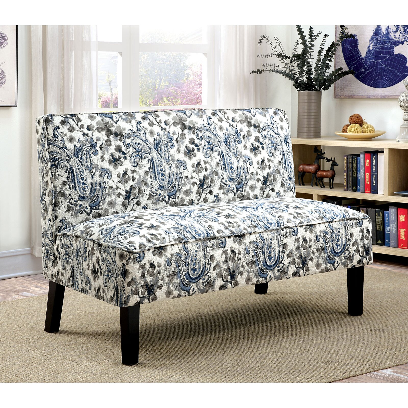Foyer Accent Chair : Entryway accent chair modern bench vanity