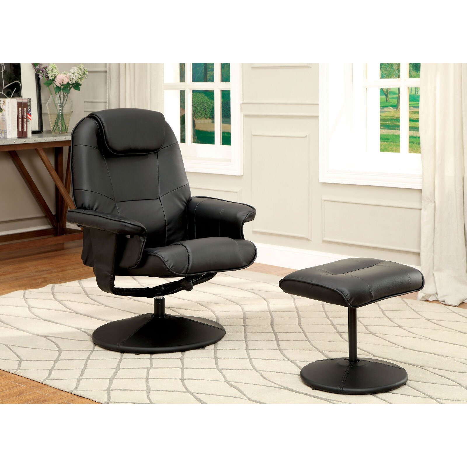 Stanley Kids Bedroom Furniture A Amp J Homes Studio Stanley Upholstered Swivel Recliner And
