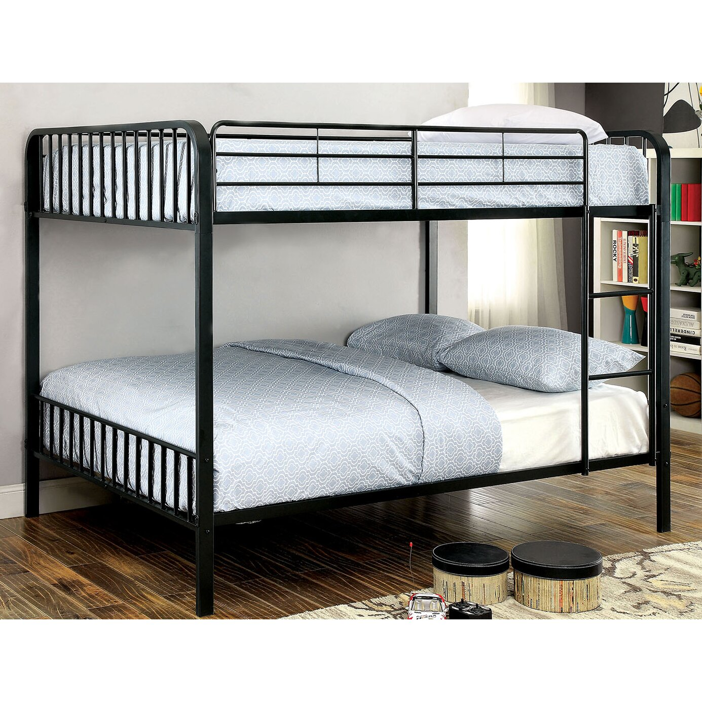 nelke bunk bed by a j homes studio