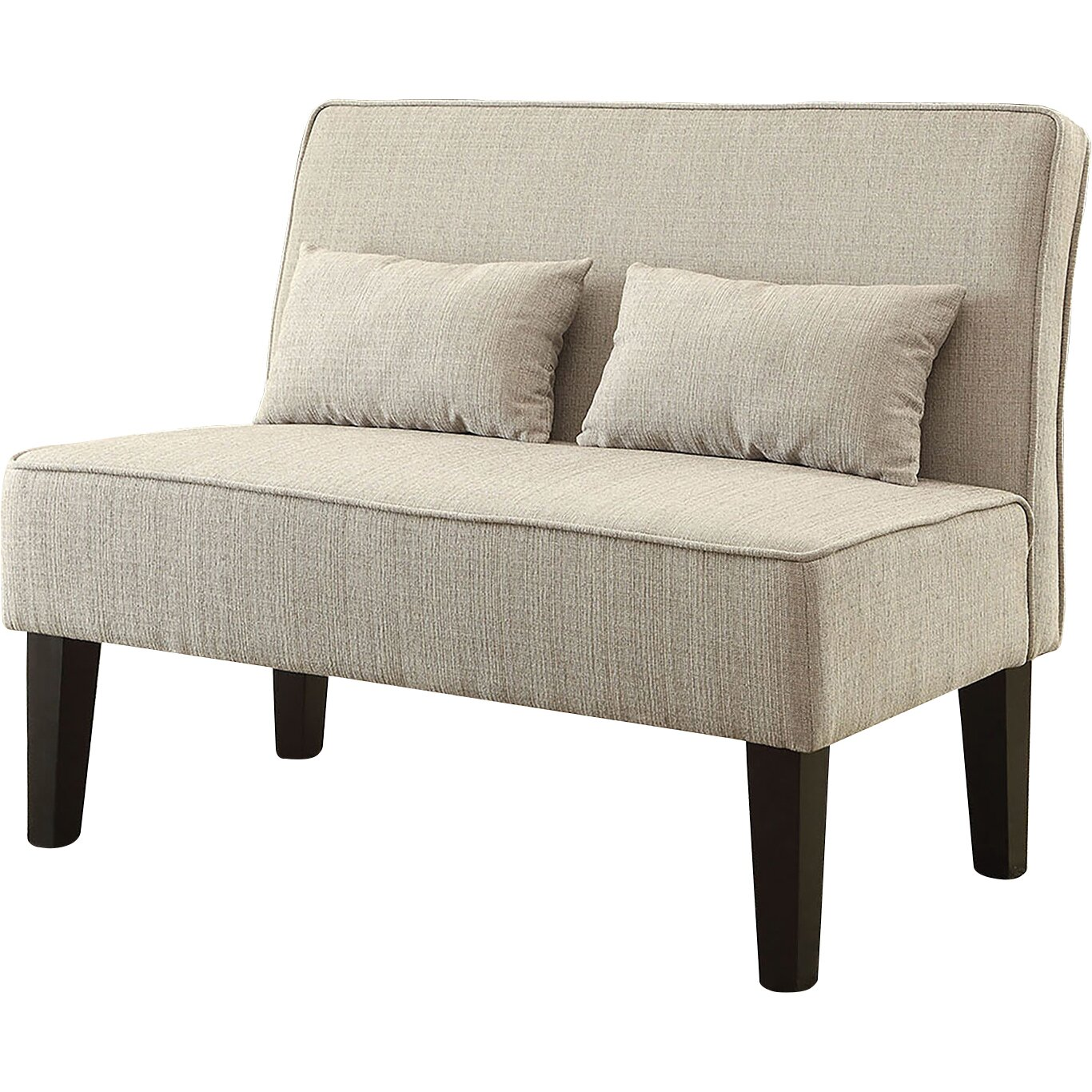 Upholstered Foyer Bench : A j homes studio upholstered entryway bench reviews