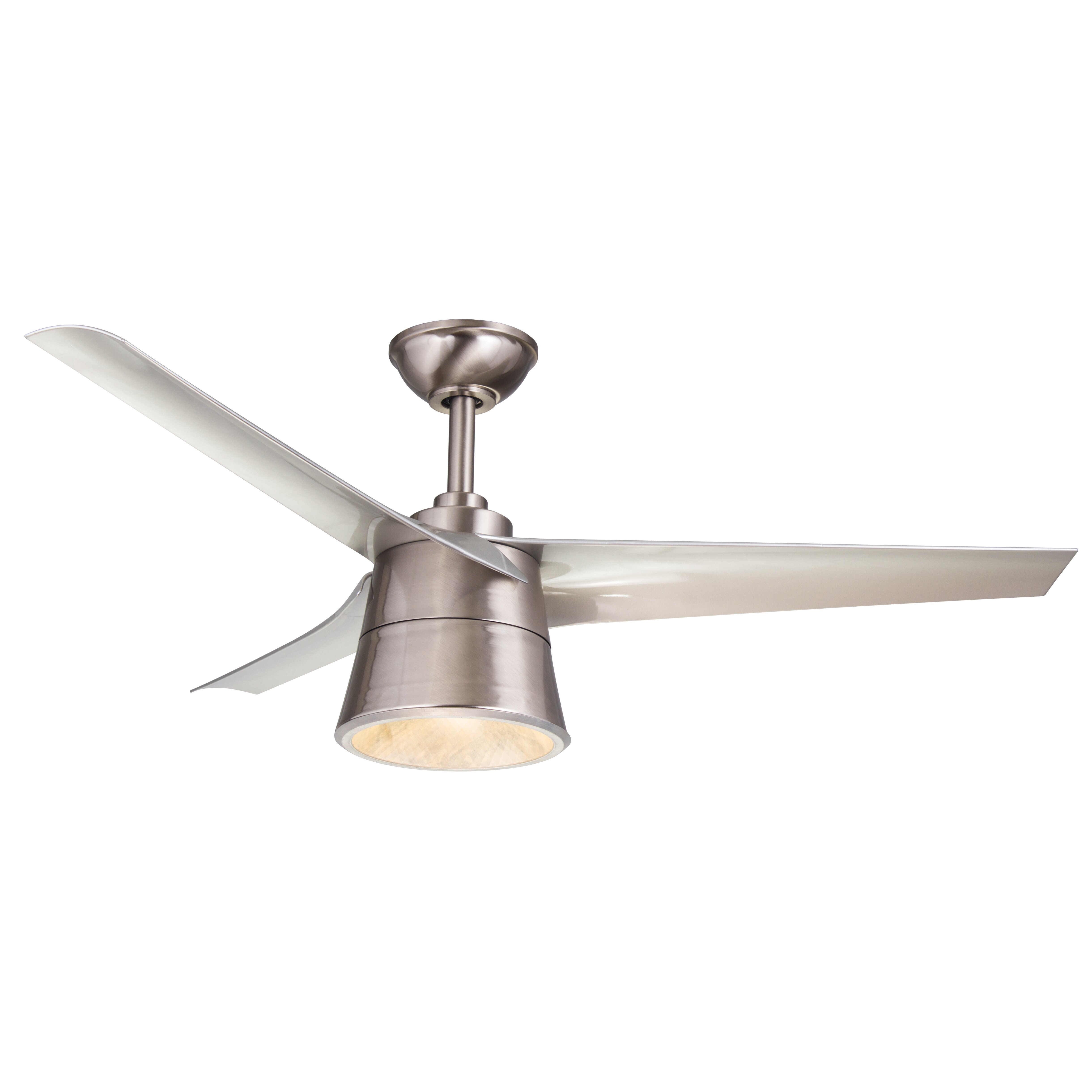inch finish overstock shipping free hunter metal douglas with ceiling product blades white home garden low today and profile fan fans