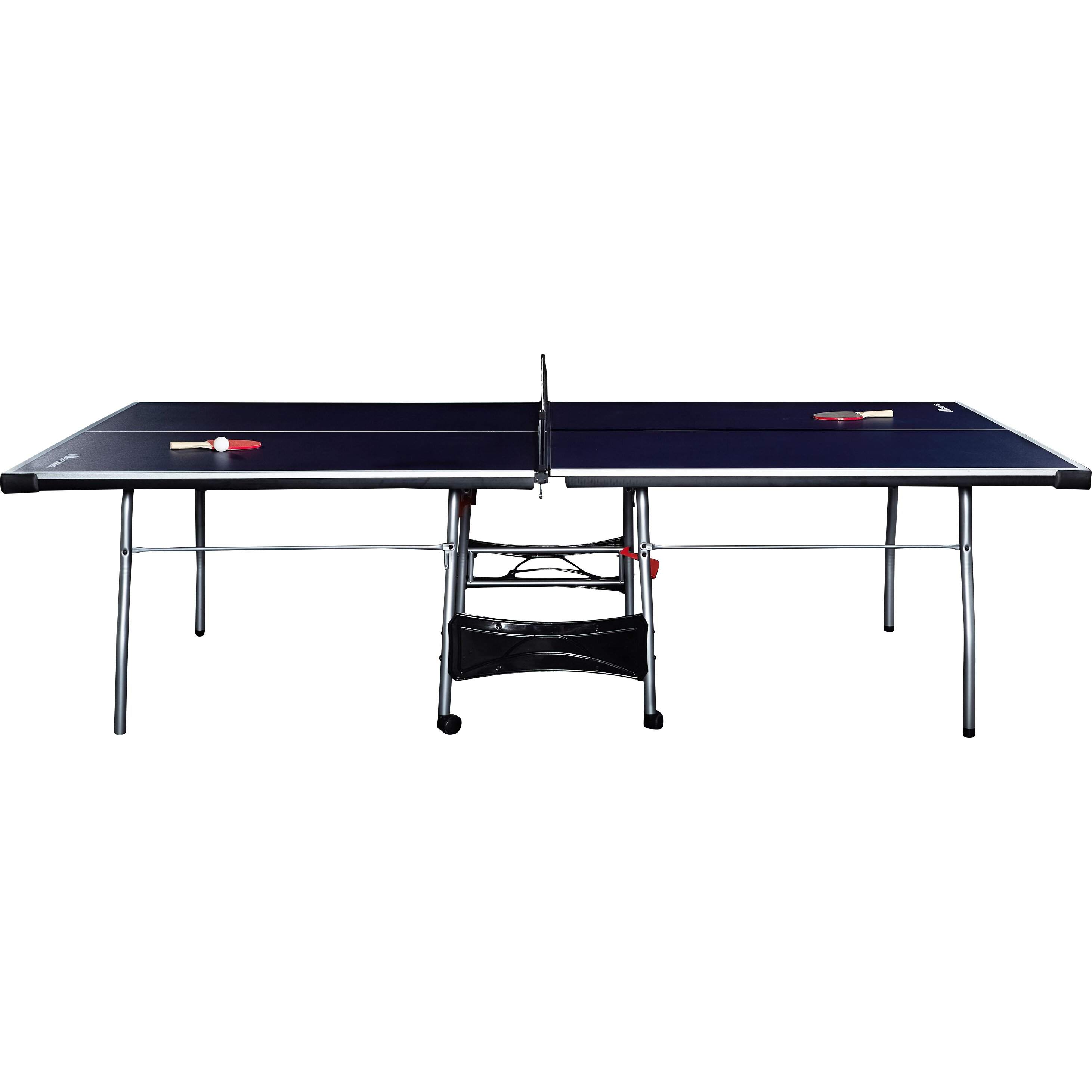 Md sports official size indoor table tennis table reviews wayfair - Dimensions of a table tennis board ...