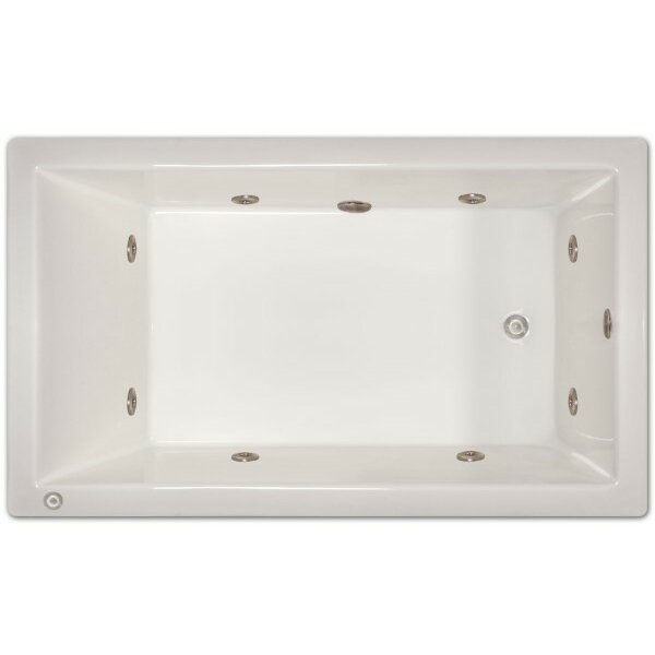 Signature Bath 72 X 42 Whirlpool Wayfair