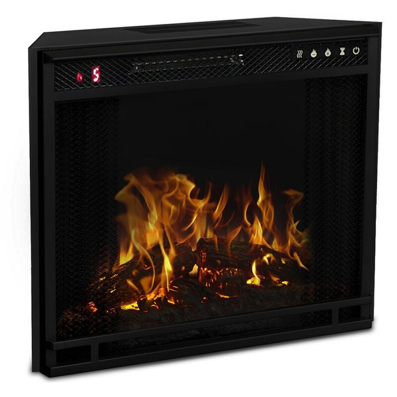 Gibson Living Ventless Electric Fireplace Insert Wayfair