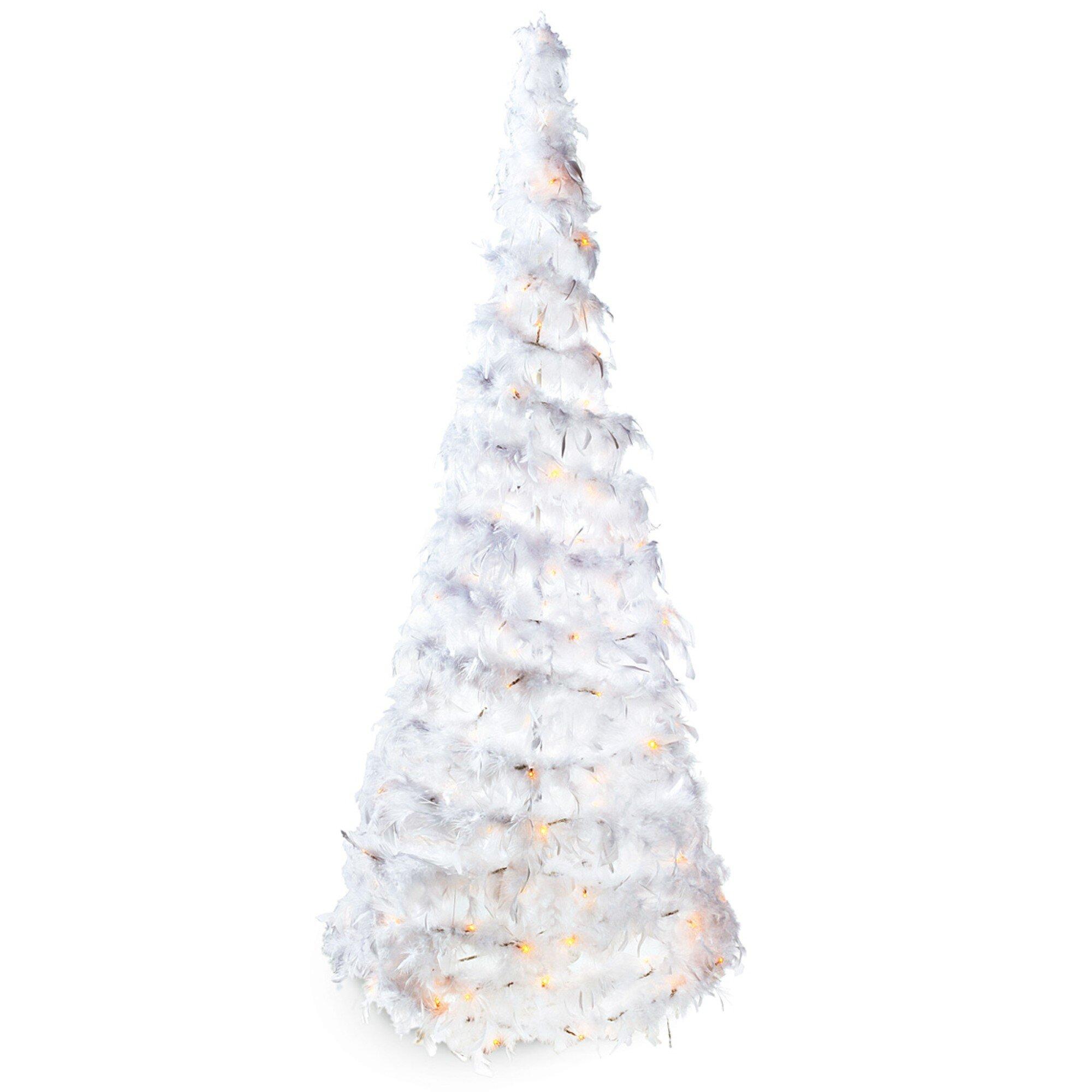 die saisontruhe k nstlicher weihnachtsbaum 160 cm mit 96 led leuchten. Black Bedroom Furniture Sets. Home Design Ideas