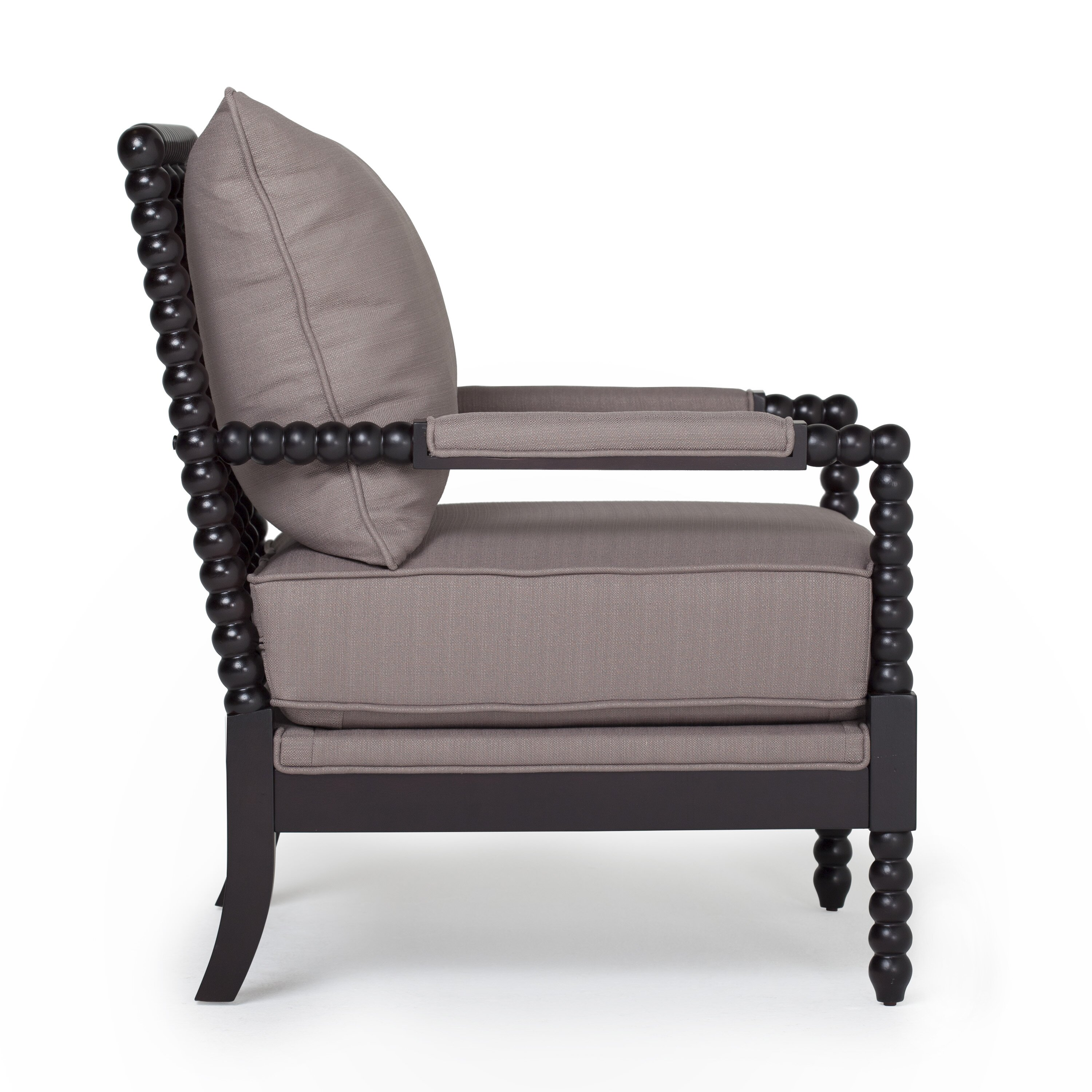 Studio designs home colonnade spindle arm chair reviews