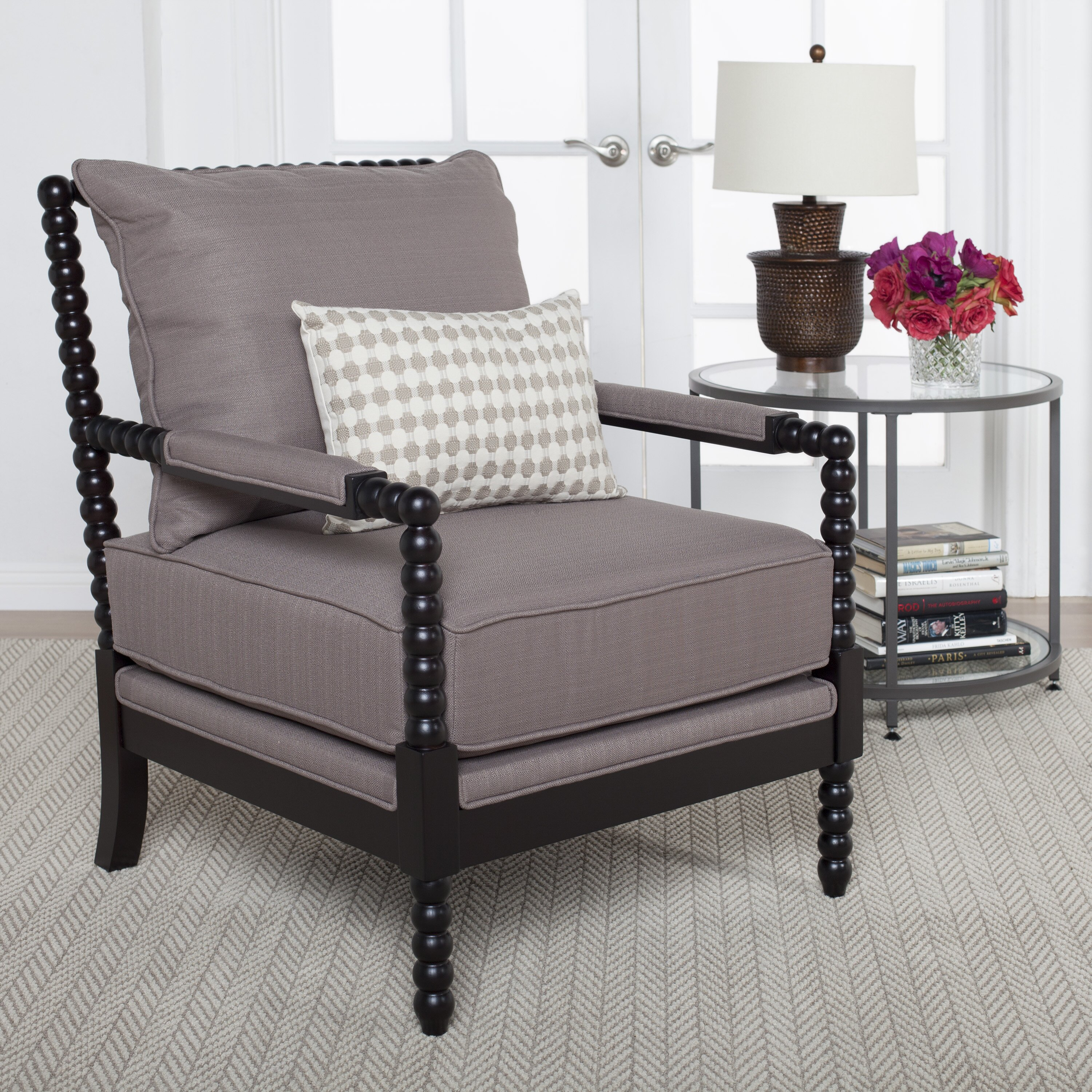 Studio Designs Home Colonnade Spindle Arm Chair Amp Reviews