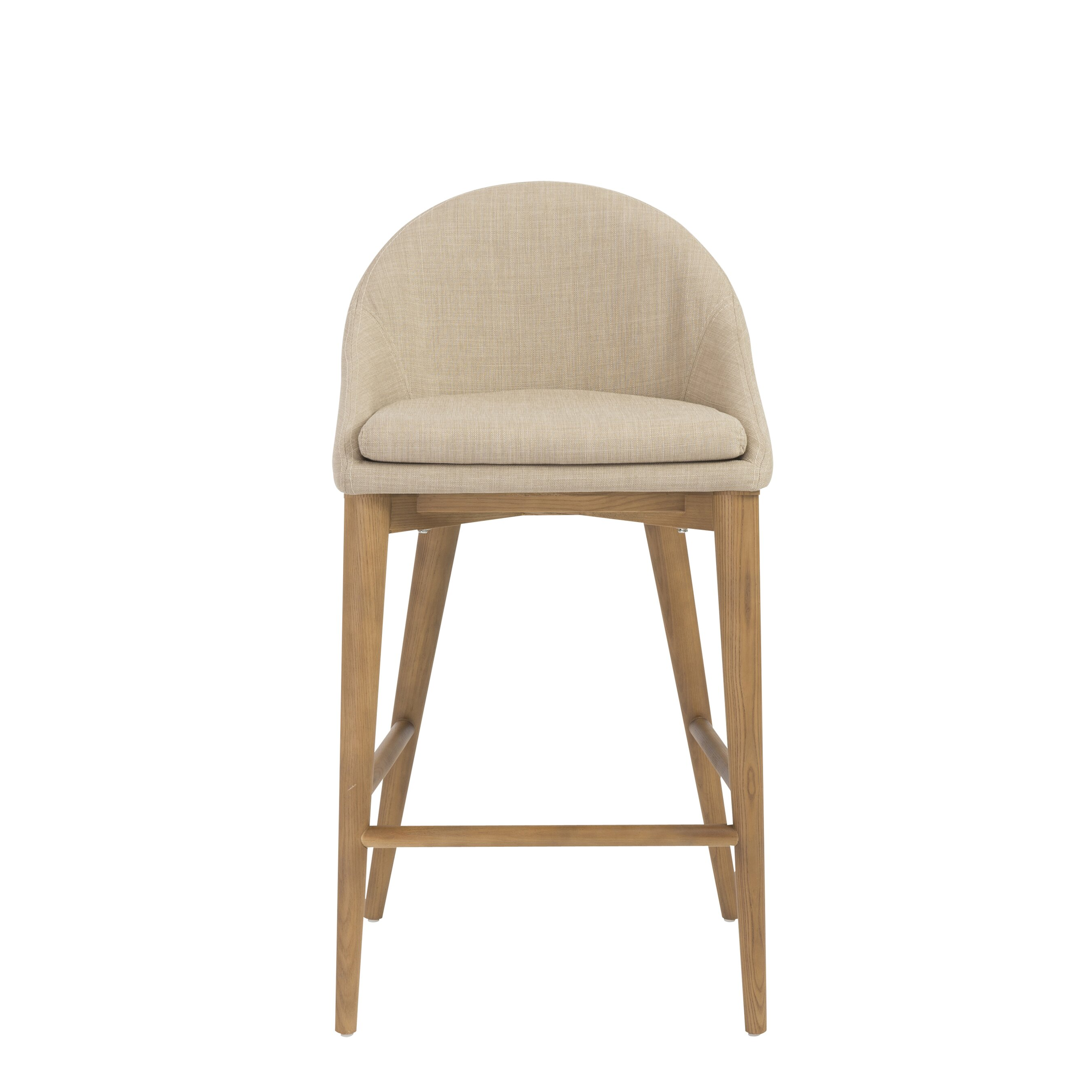 "Eurostyle Baruch 26"" Bar Stool & Reviews"