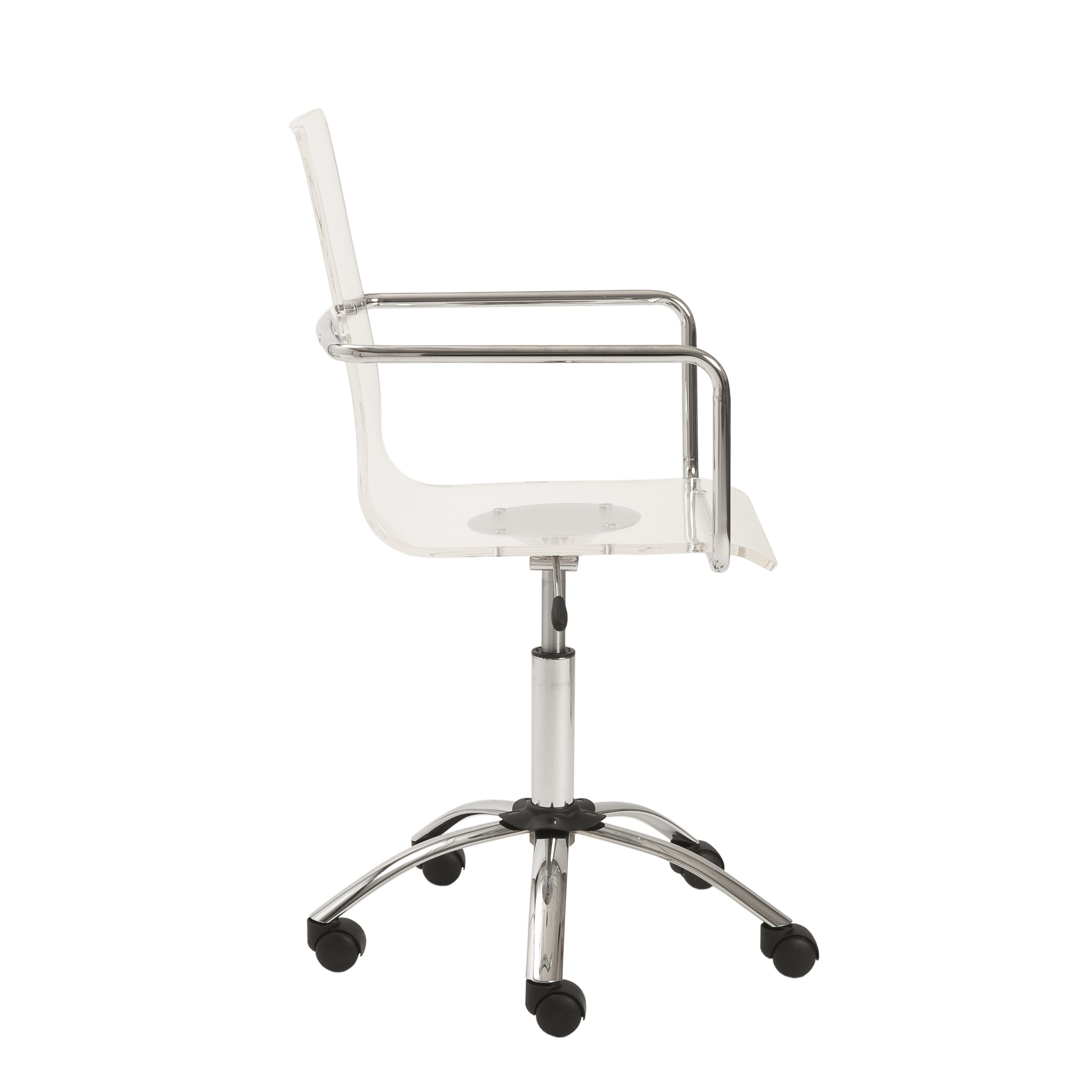 eurostyle chloe mid back office chair reviews wayfair