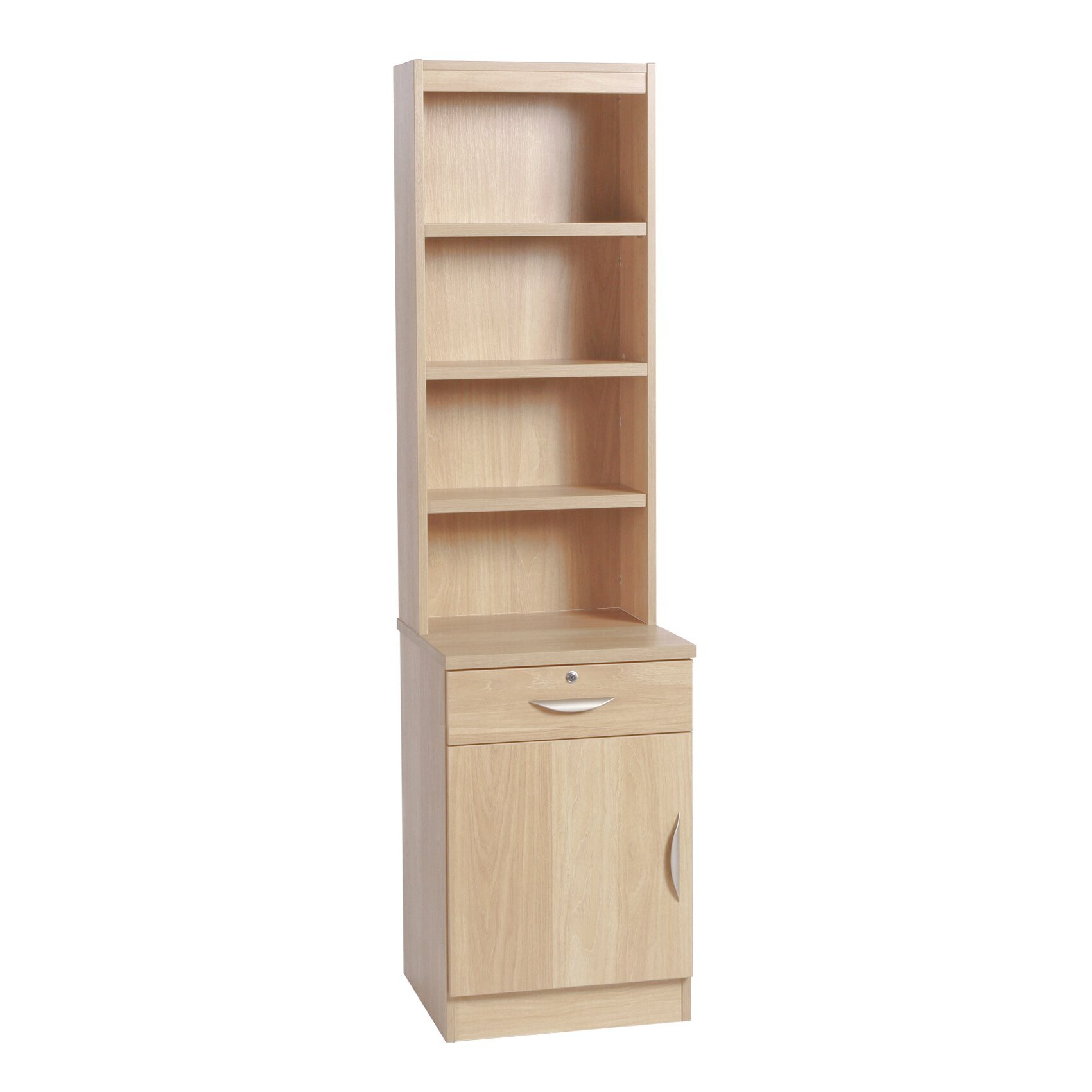 Home office uk 1 door storage cabinet with hutch wayfair uk for 1 door cupboard