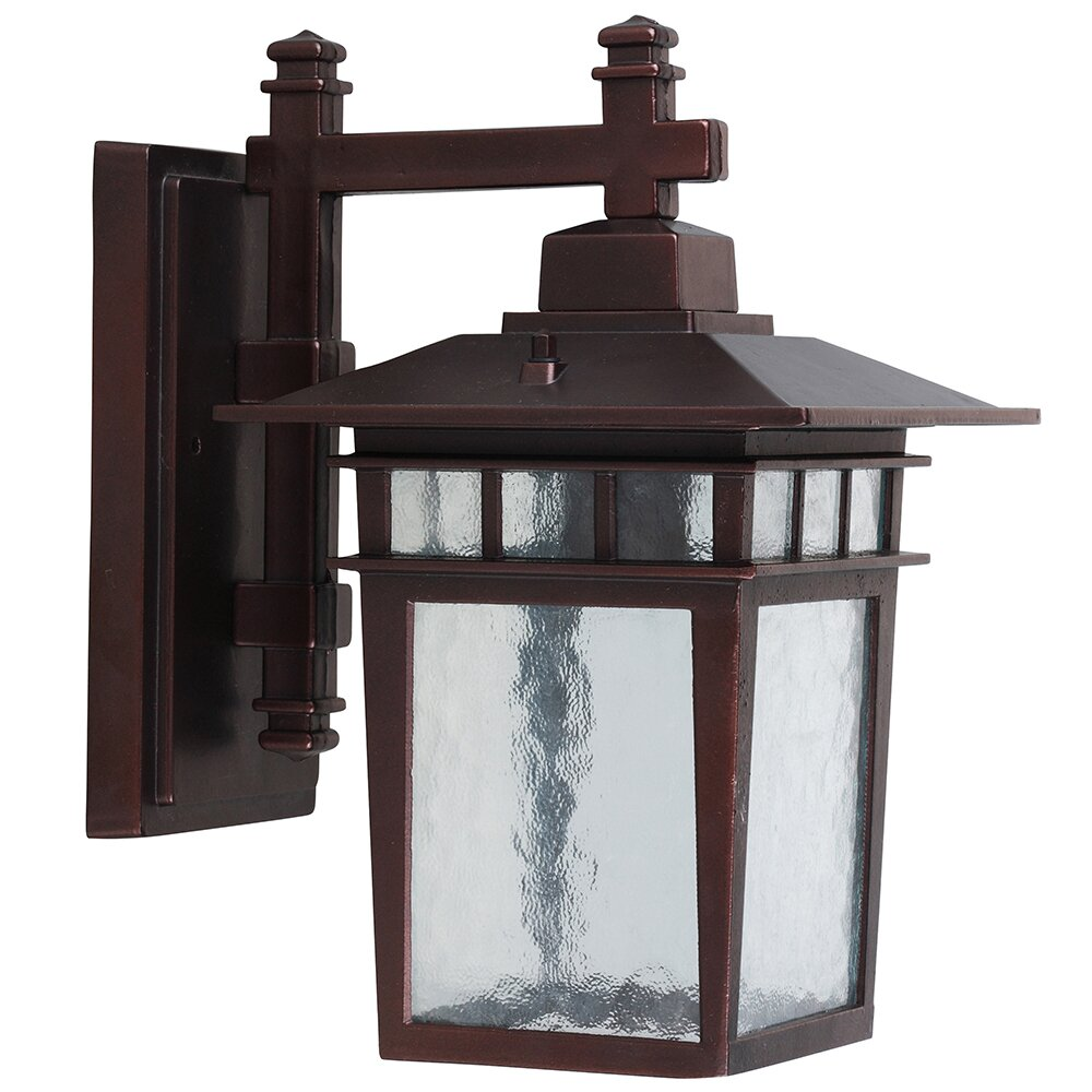 Y Decor Cullen 1 Light Outdoor Wall Lantern & Reviews Wayfair