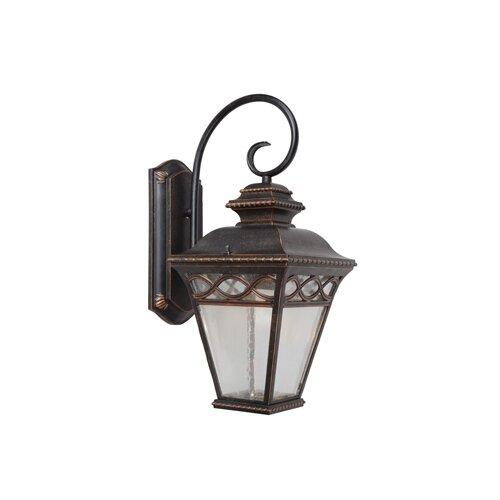 Wall Lantern Decor : Y Decor Cheri 1 Light Outdoor Wall Lantern & Reviews Wayfair