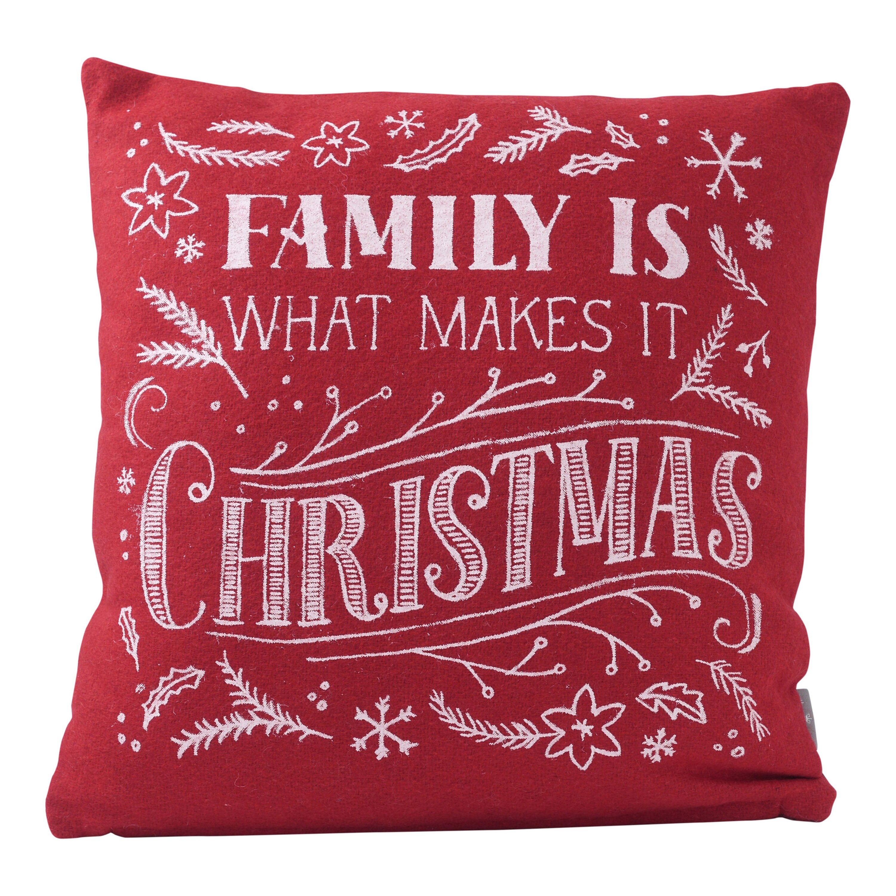 "Hallmark Home & Gifts ""Family is What Makes It Christmas ..."