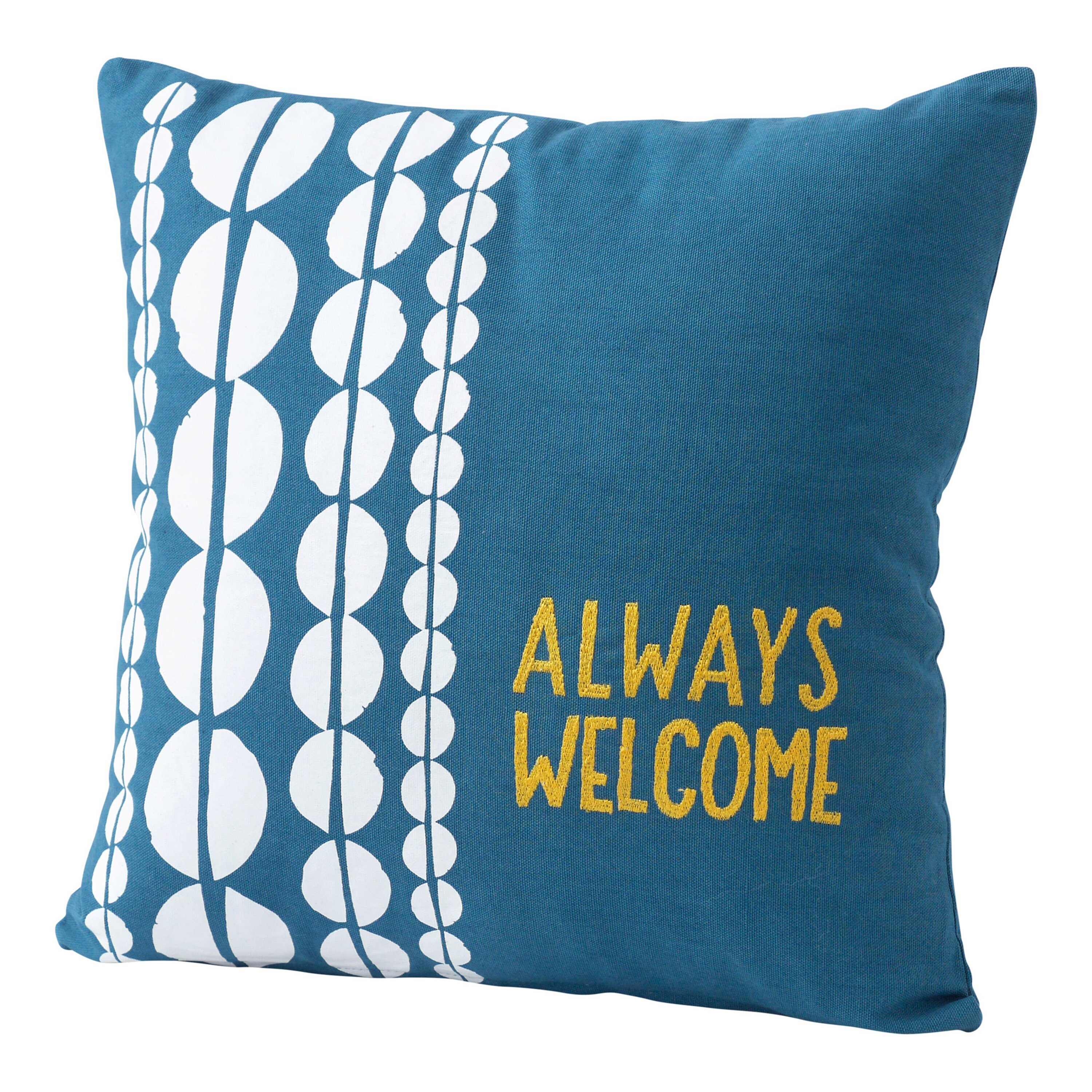 Welcome Home Throw Pillow : Hallmark Home & Gifts