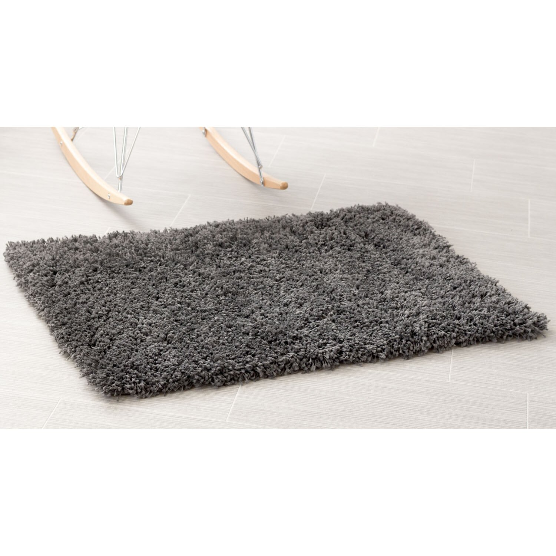 Super Area Rugs Charcoal Gray Area Rug & Reviews | Wayfair