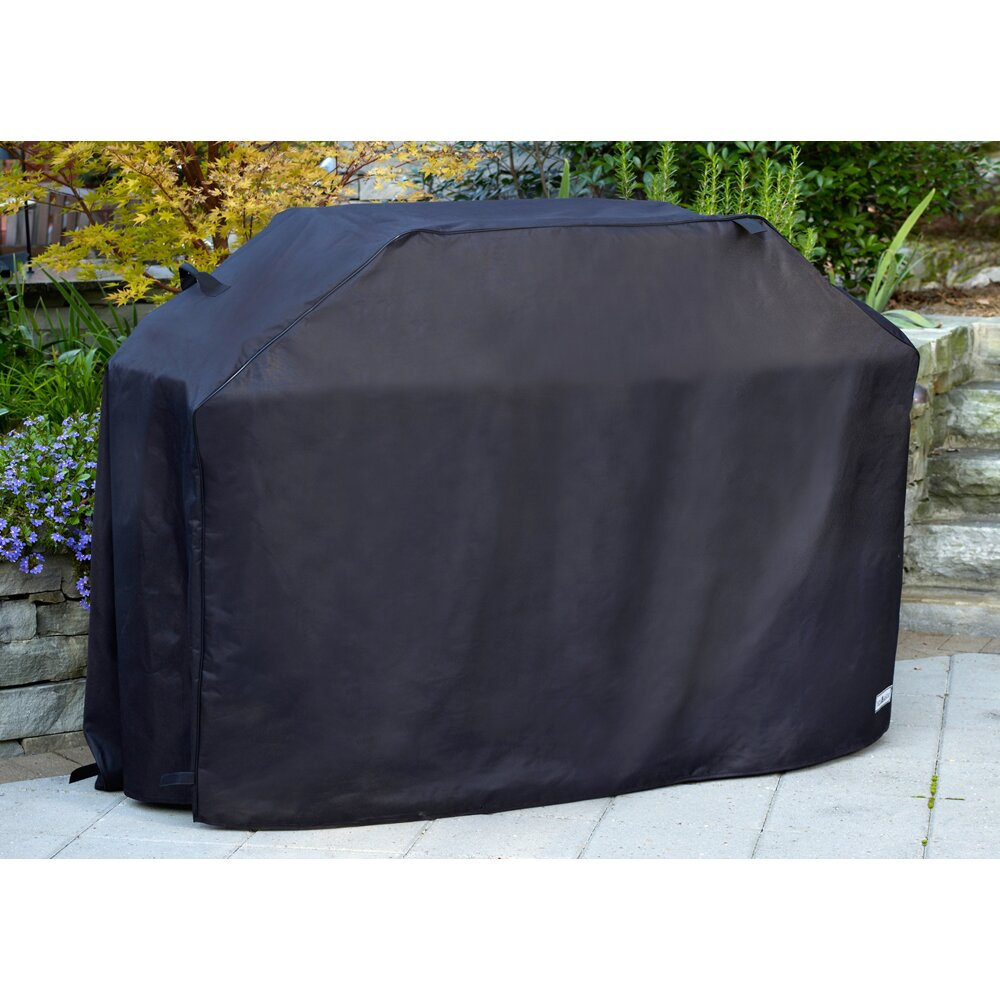 Patio Armor Premium Grill Cover Amp Reviews Wayfair