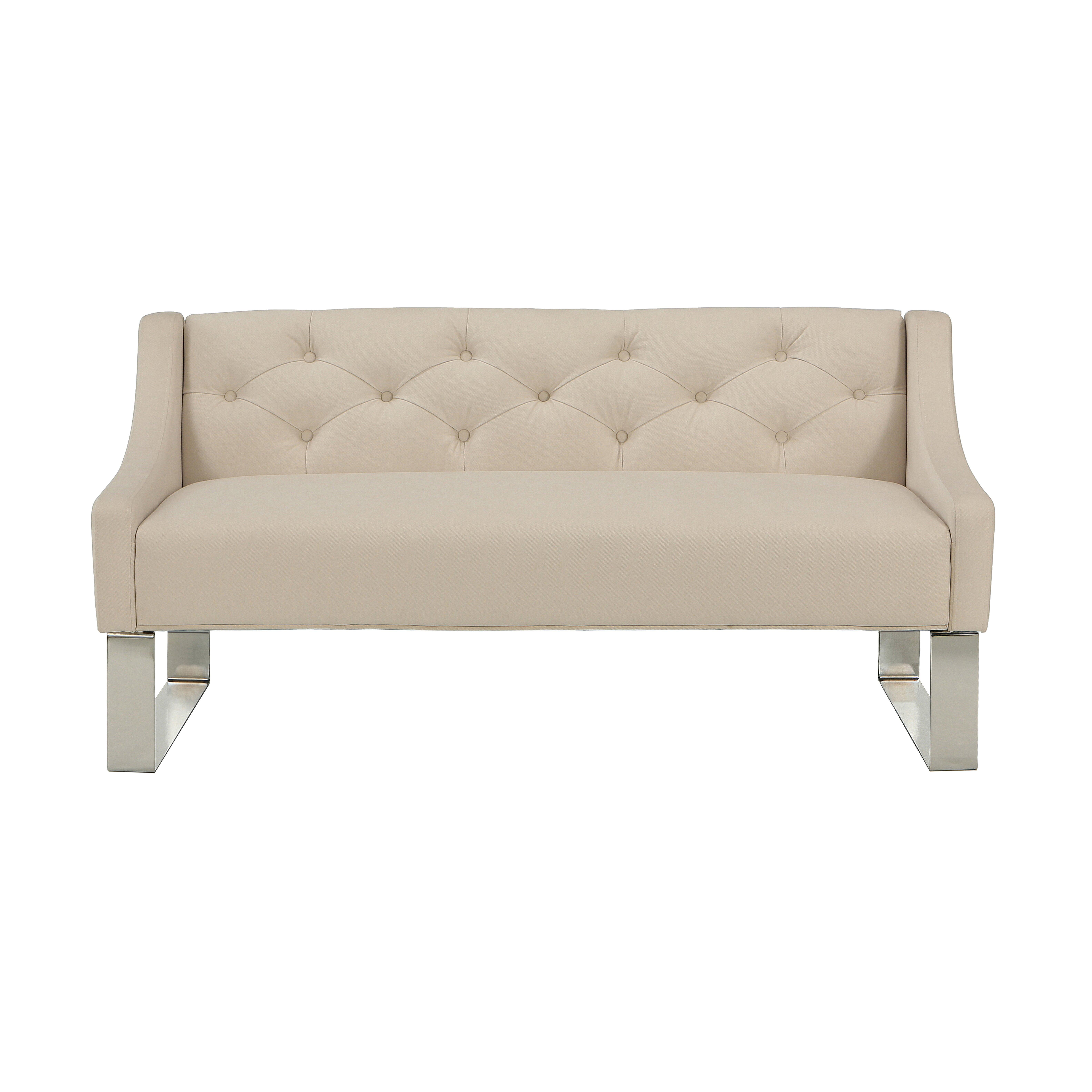 Republicdesignhouse Upholstered Bedroom Bench Reviews Wayfair
