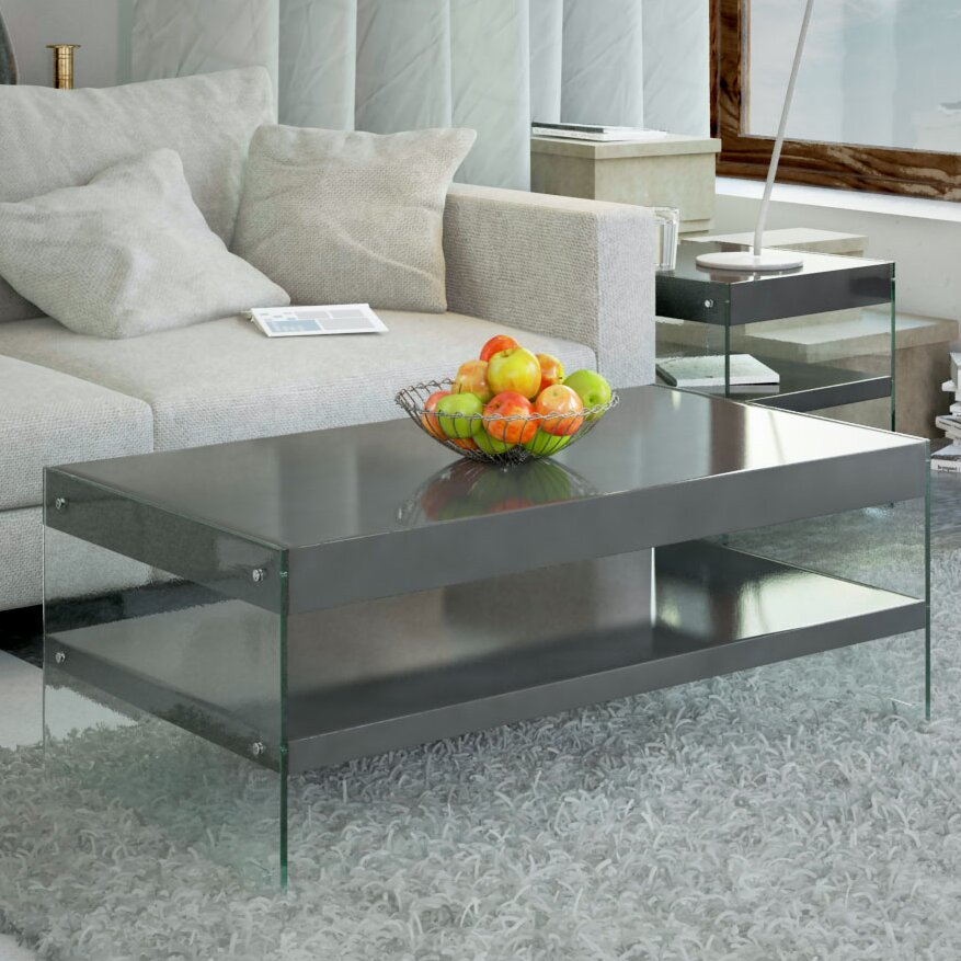 Wayfair Glass Coffee Table Uk: OWF Waverly Coffee Table